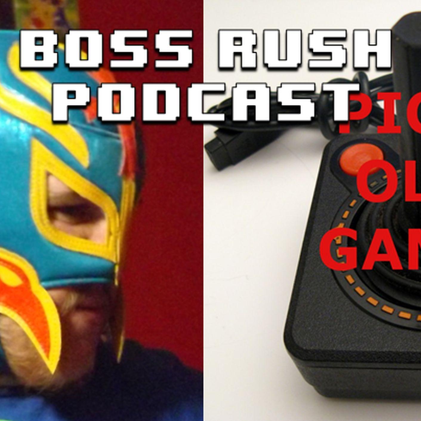 Boss Rush Podcast