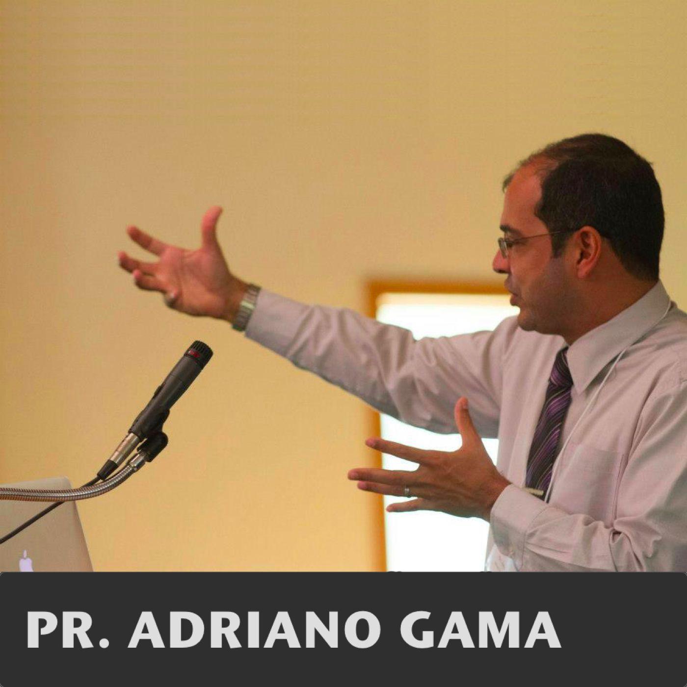 Pastor Adriano Gama