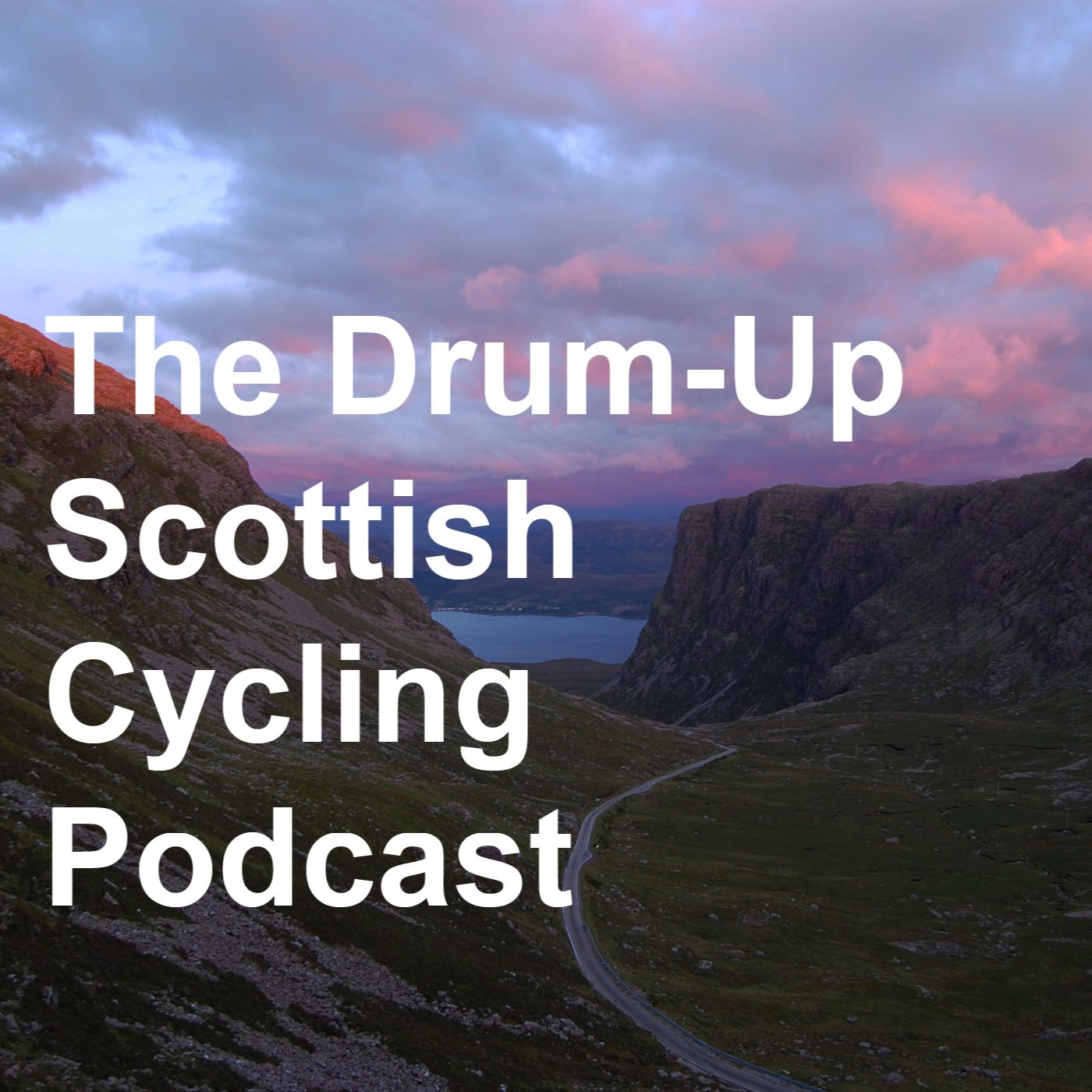 The Drum Up Scottish cycling podcast