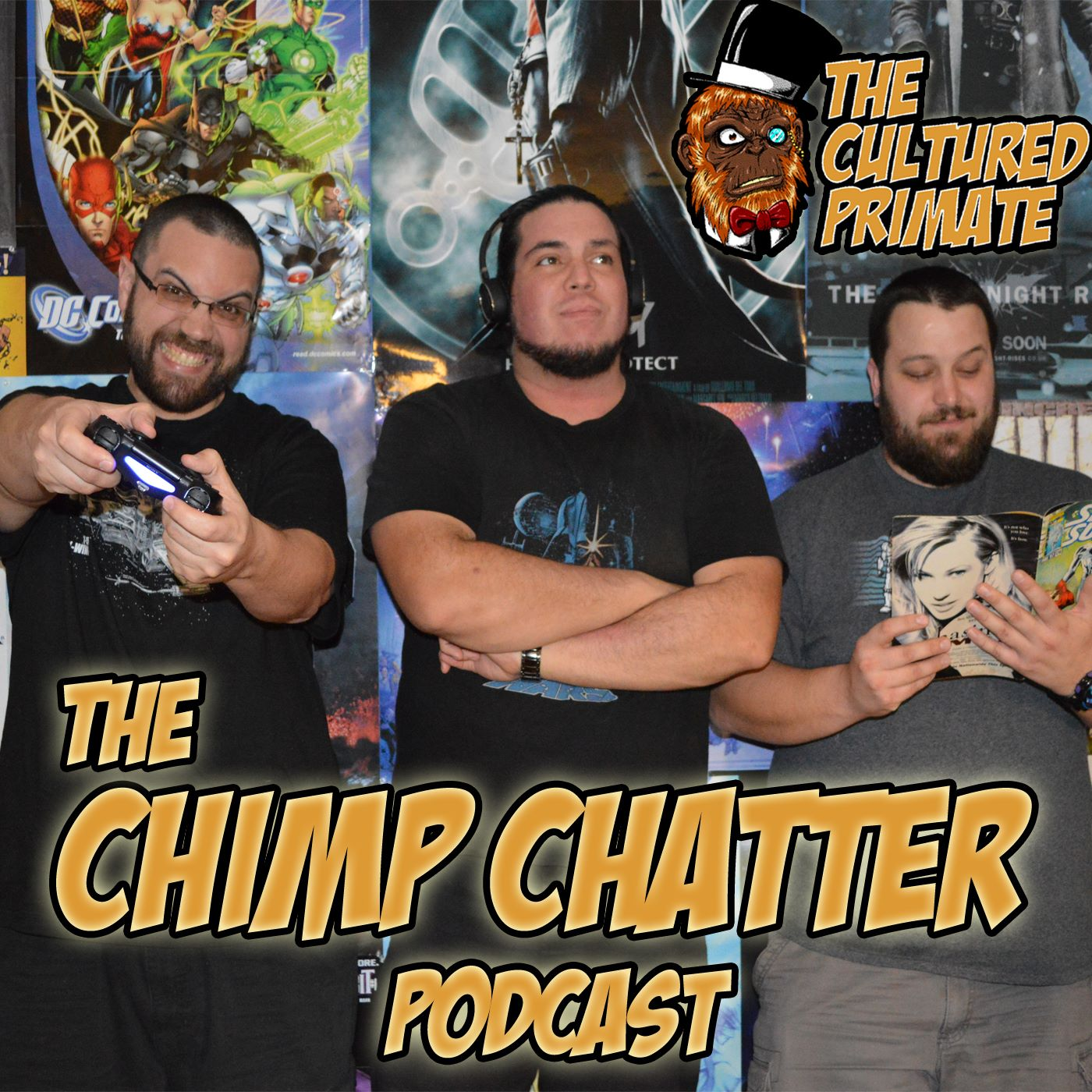 Chimp Chatter Podcast