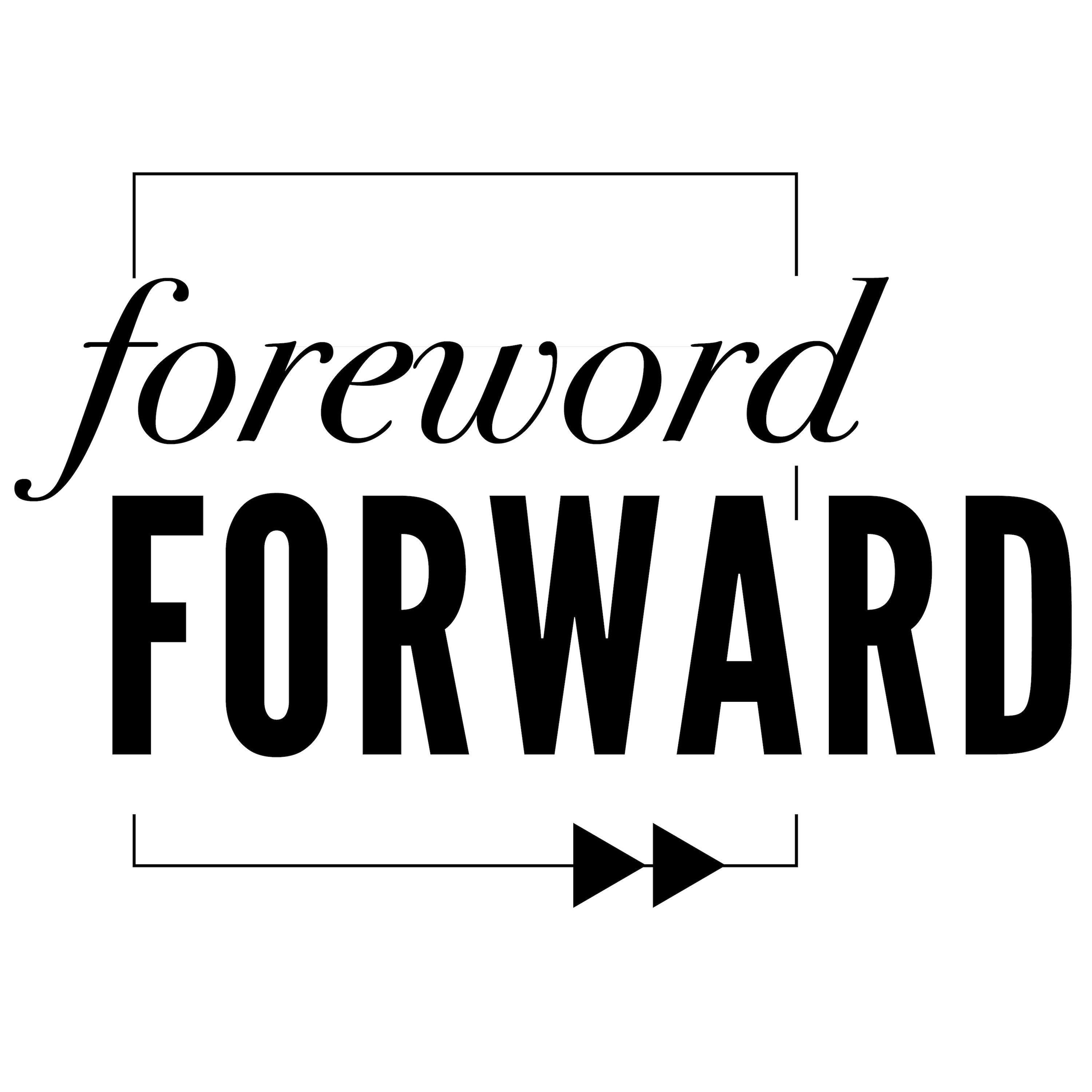 Foreword Forward