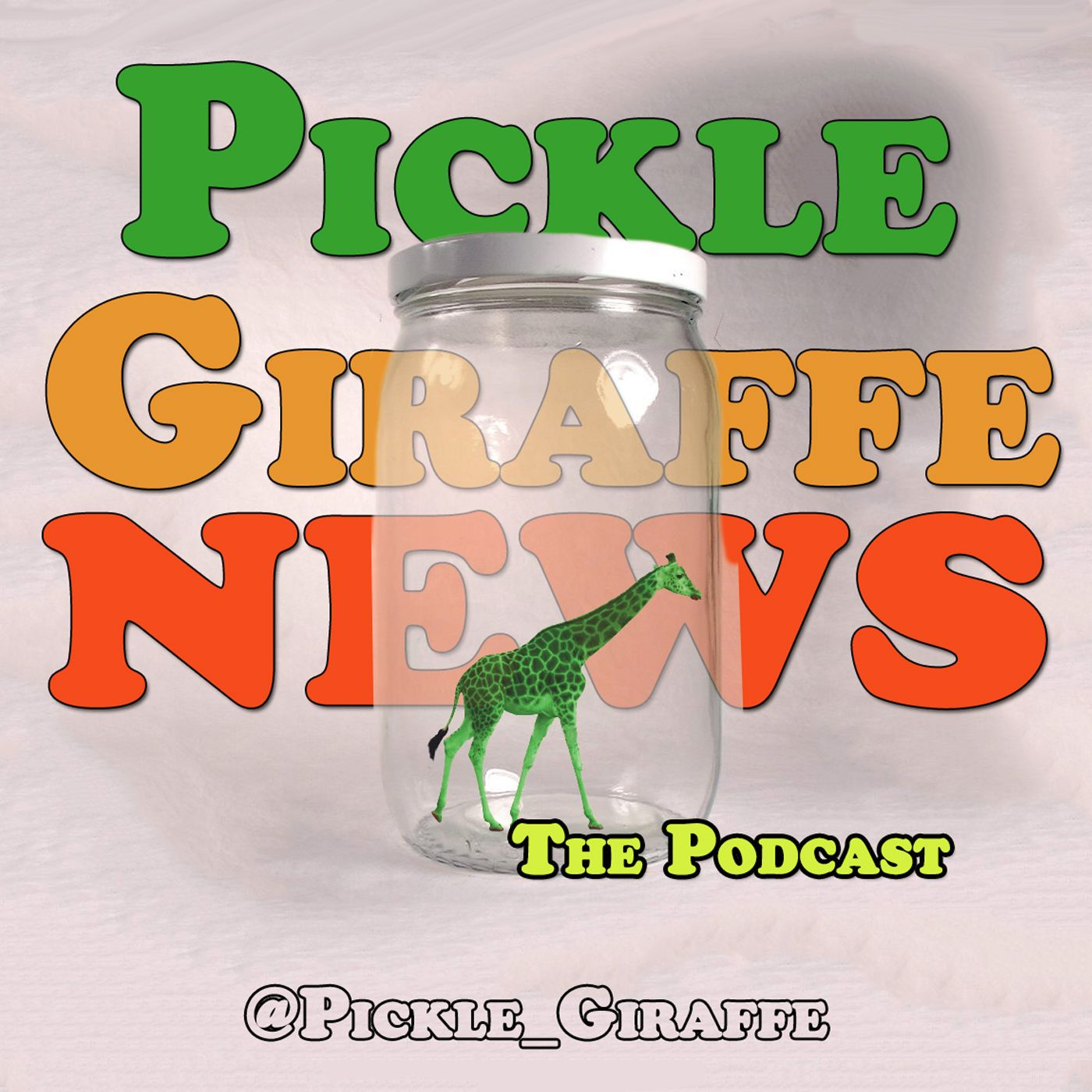 Pickle Giraffe Newscast
