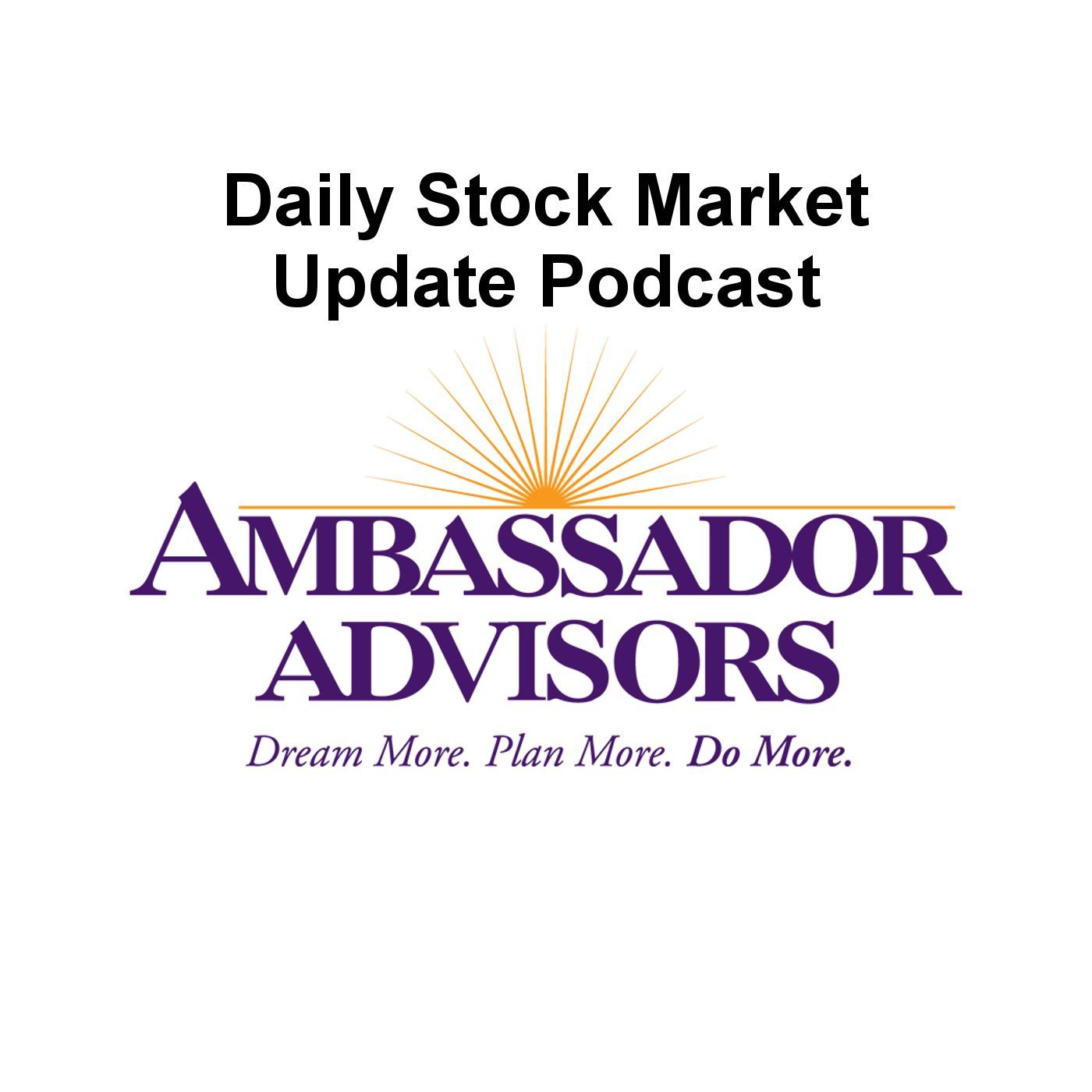 Daily Market Update from Ambassador Advisors, LLC