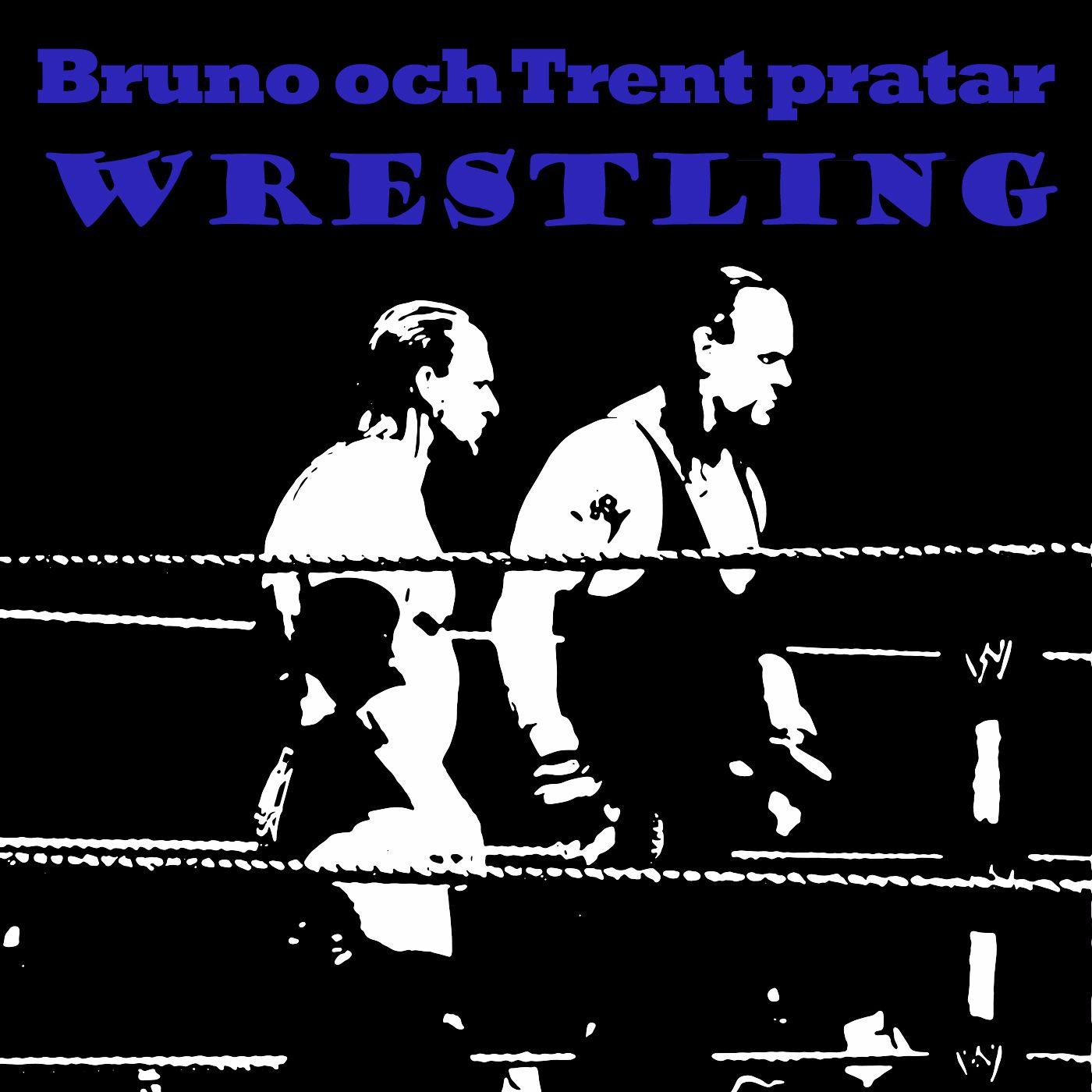 Bruno och Trent pratar wrestling