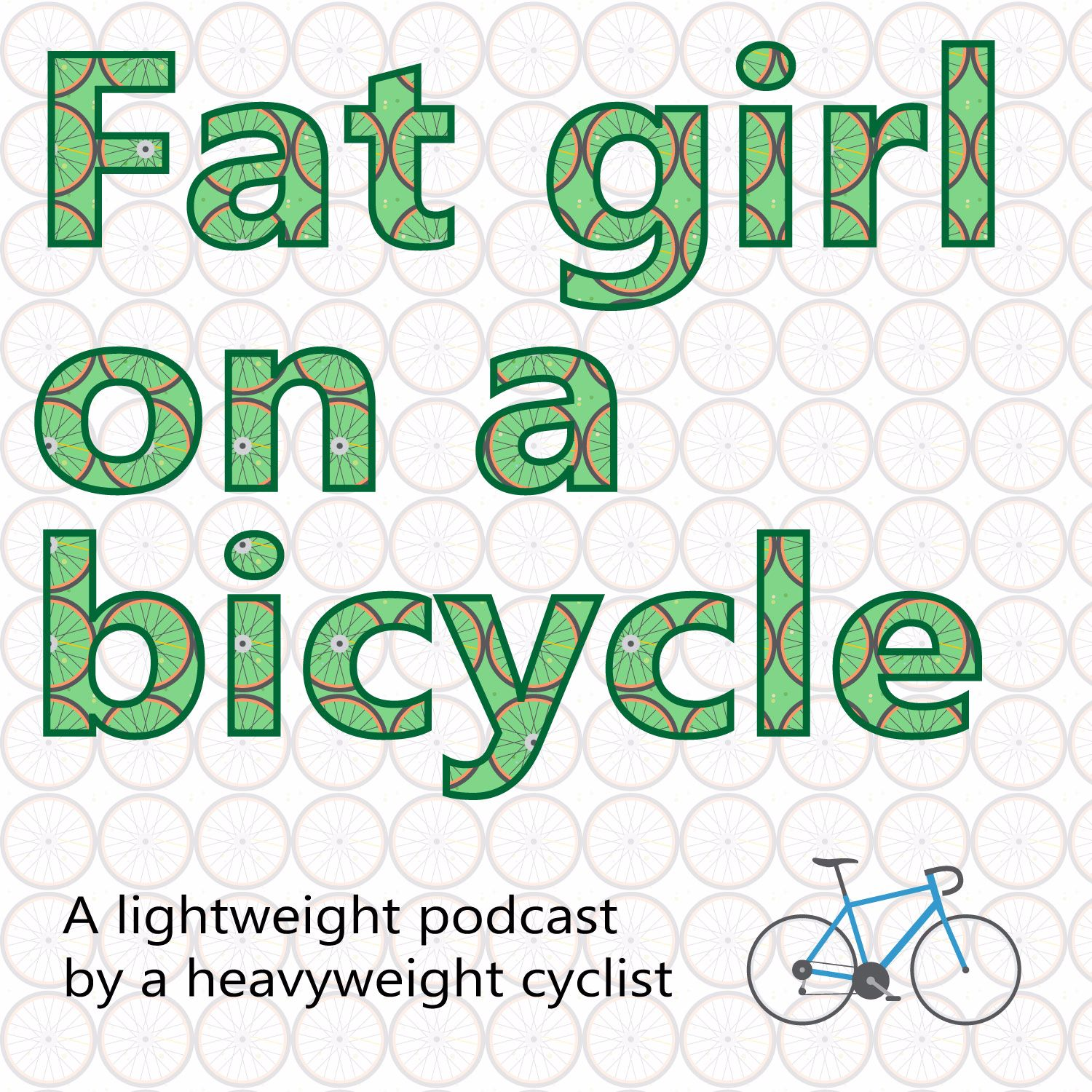 Fat Girl On A Bicycle