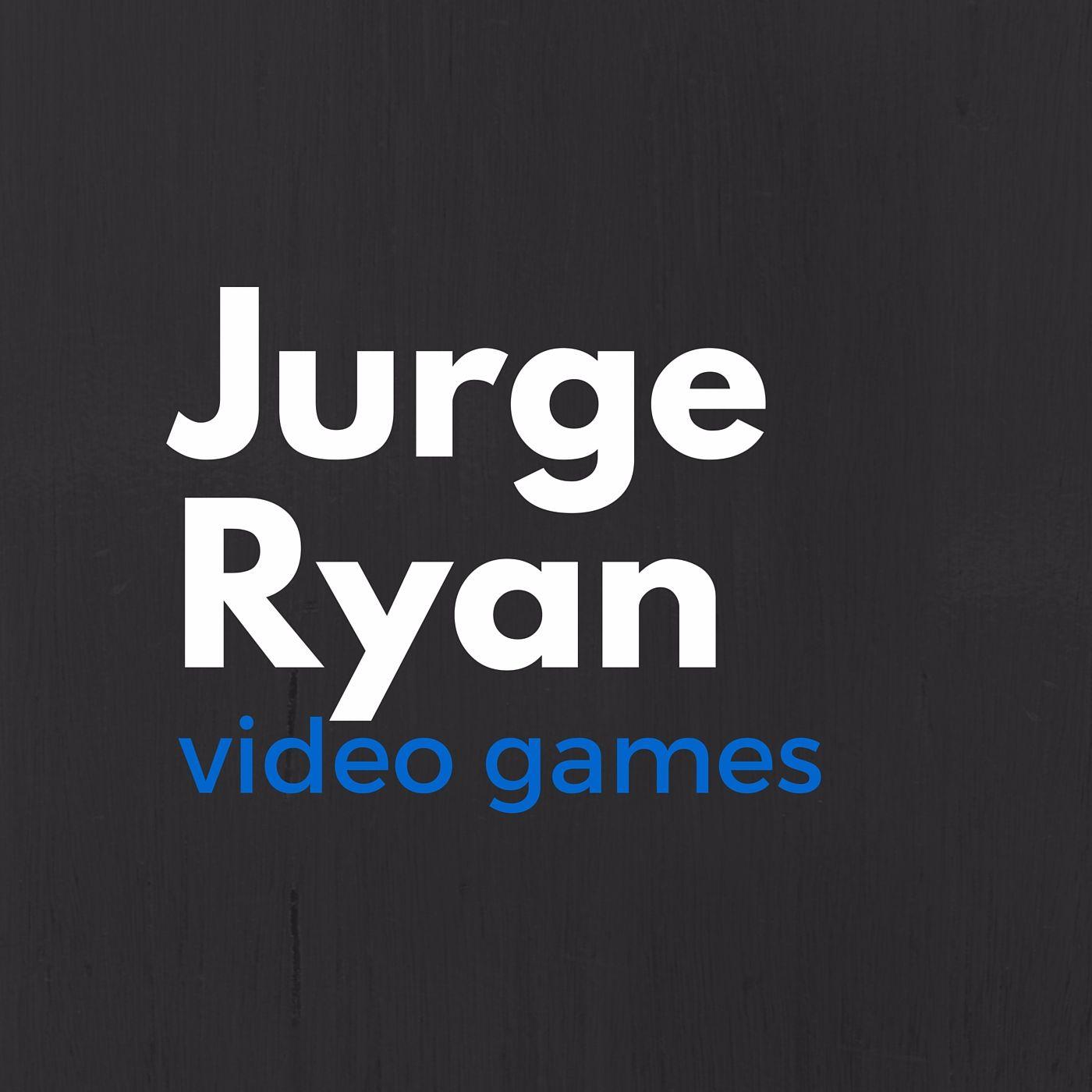 Jurge, Ryan, Video Games