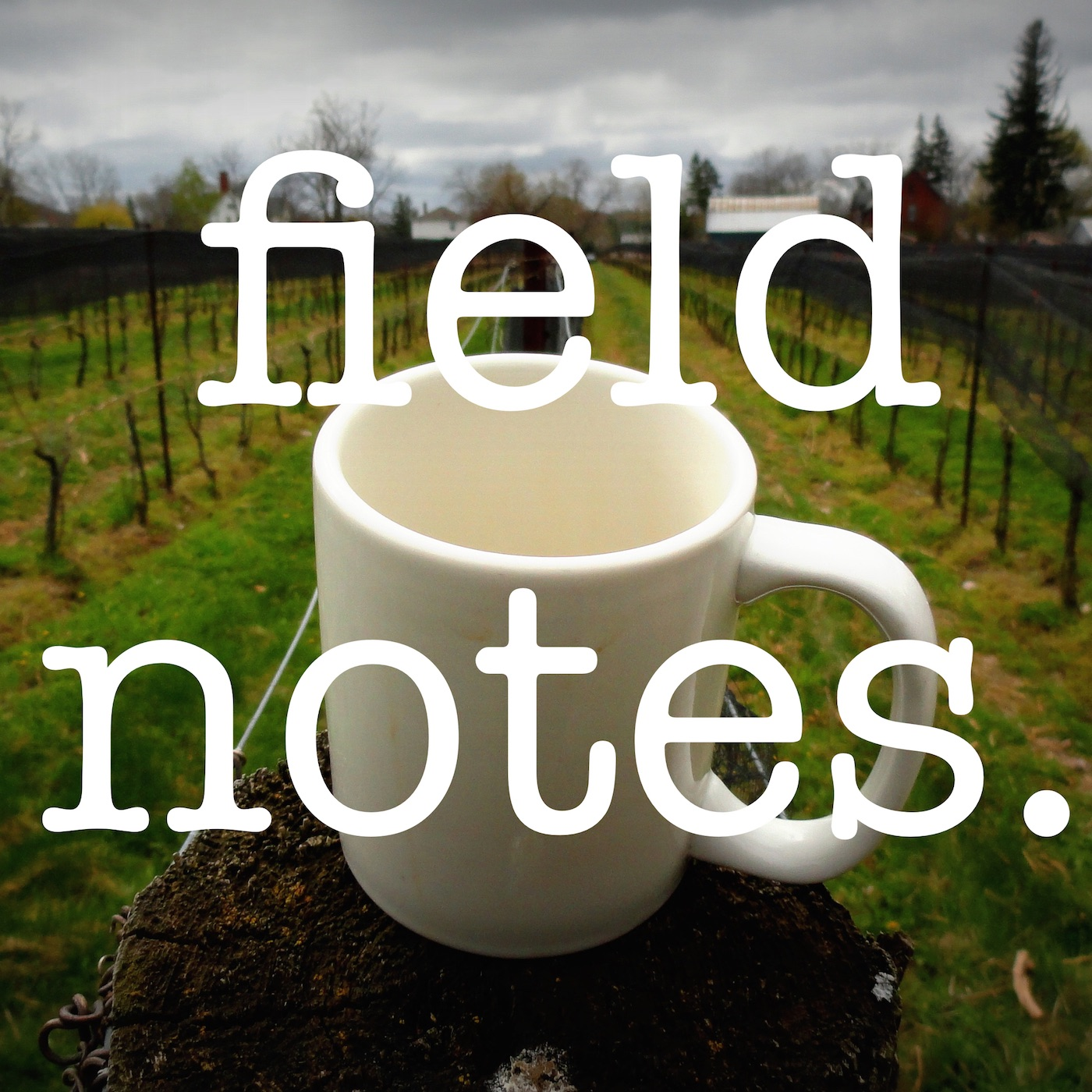field notes.