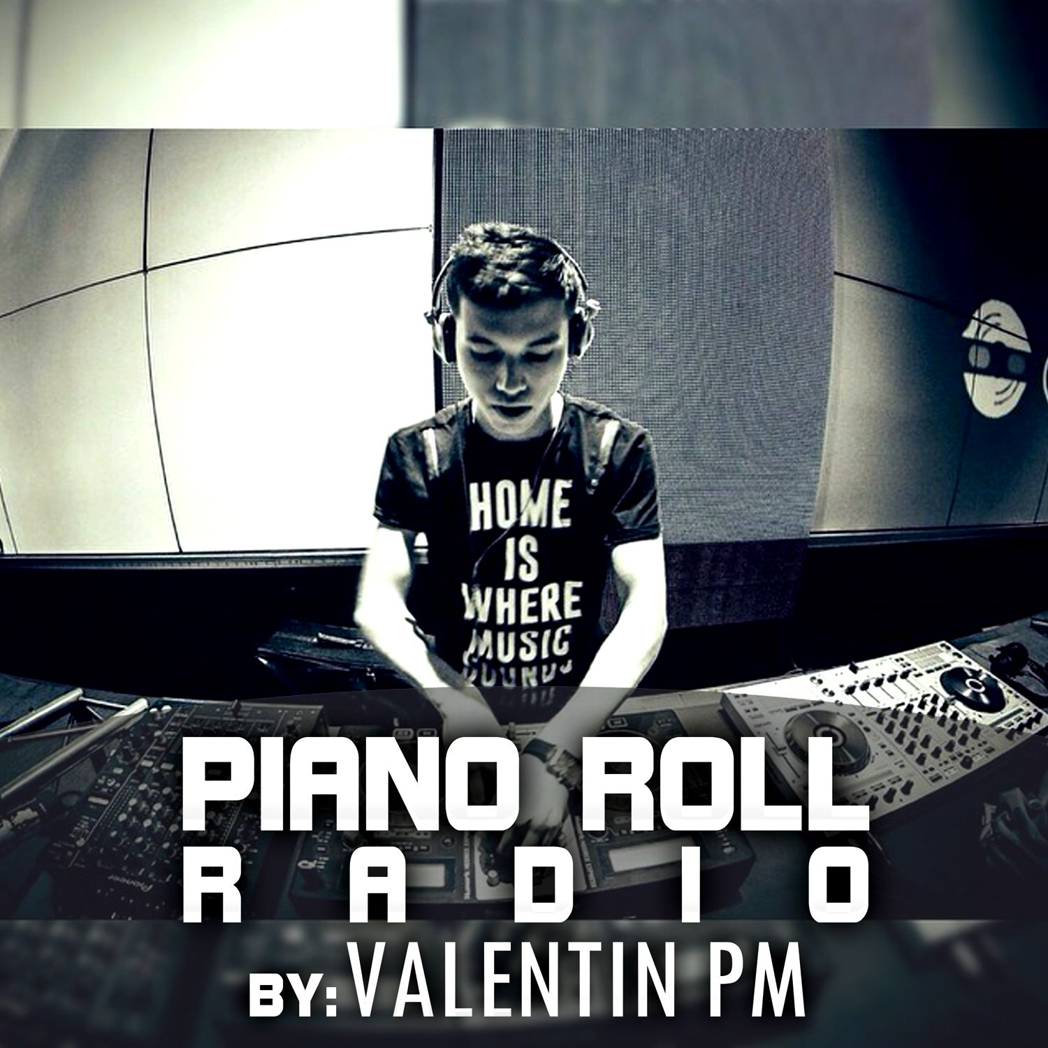 Piano Roll Radio