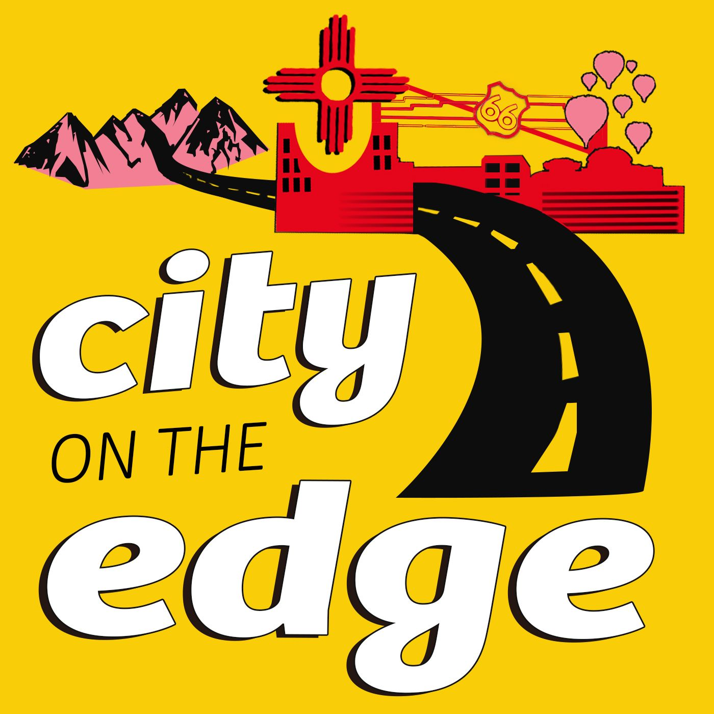 City on the Edge Podcast