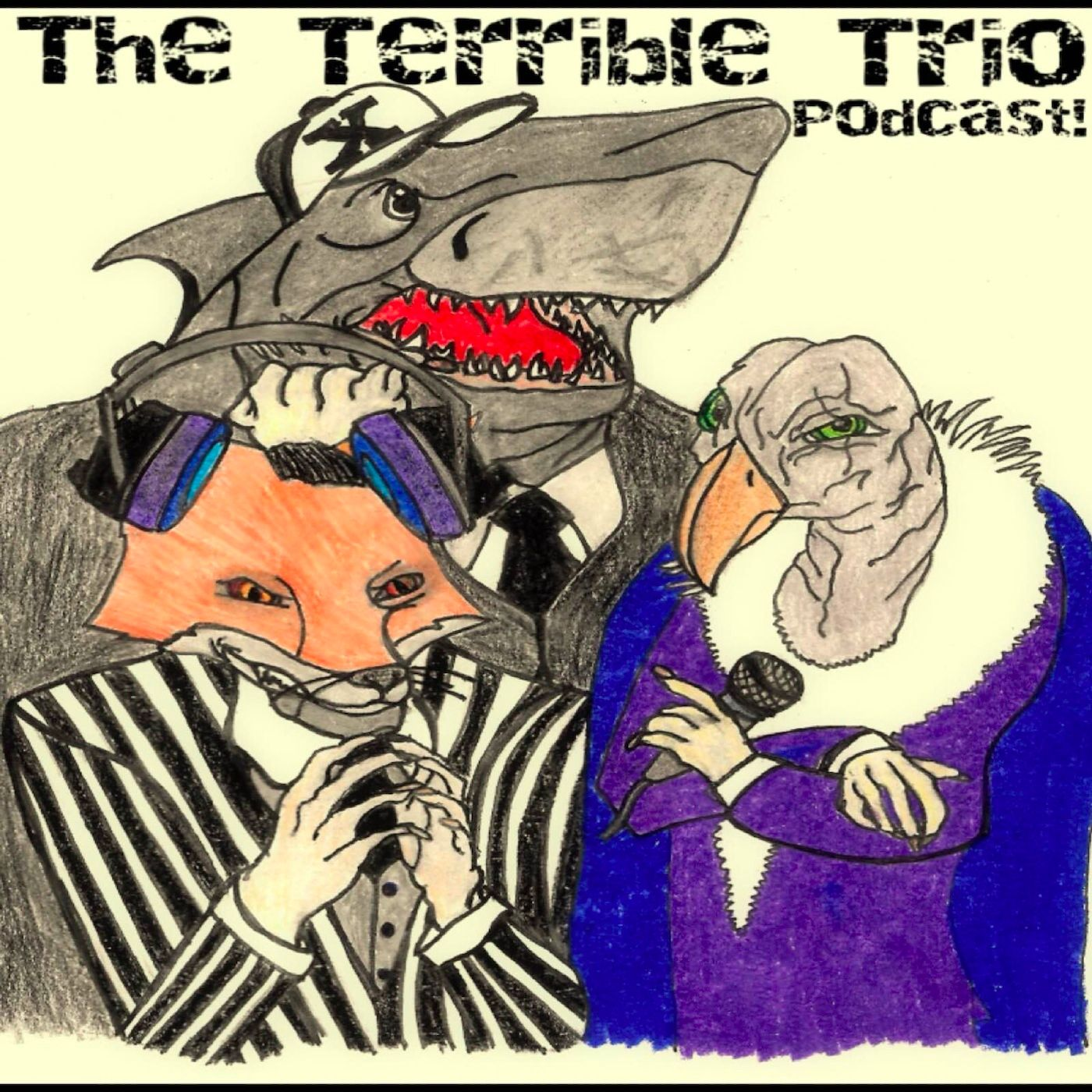 The Terrible Trio Podcast