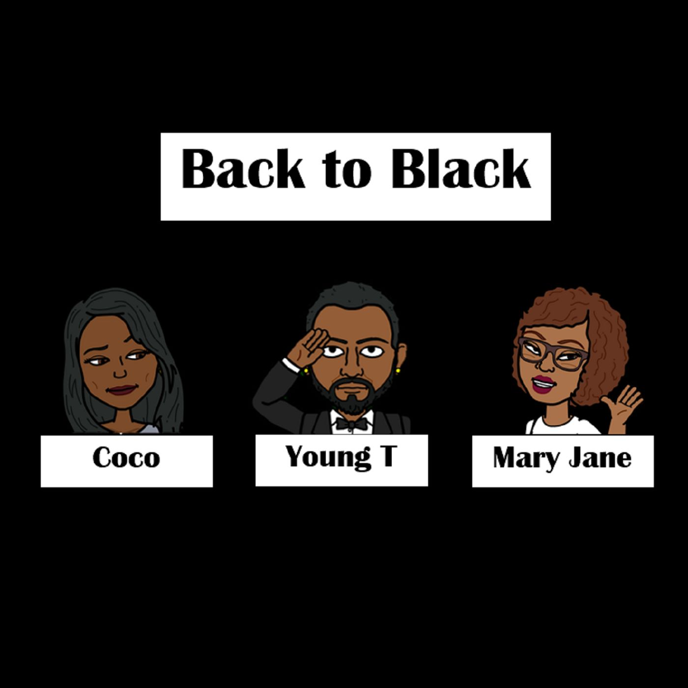 Black To Black Podcast
