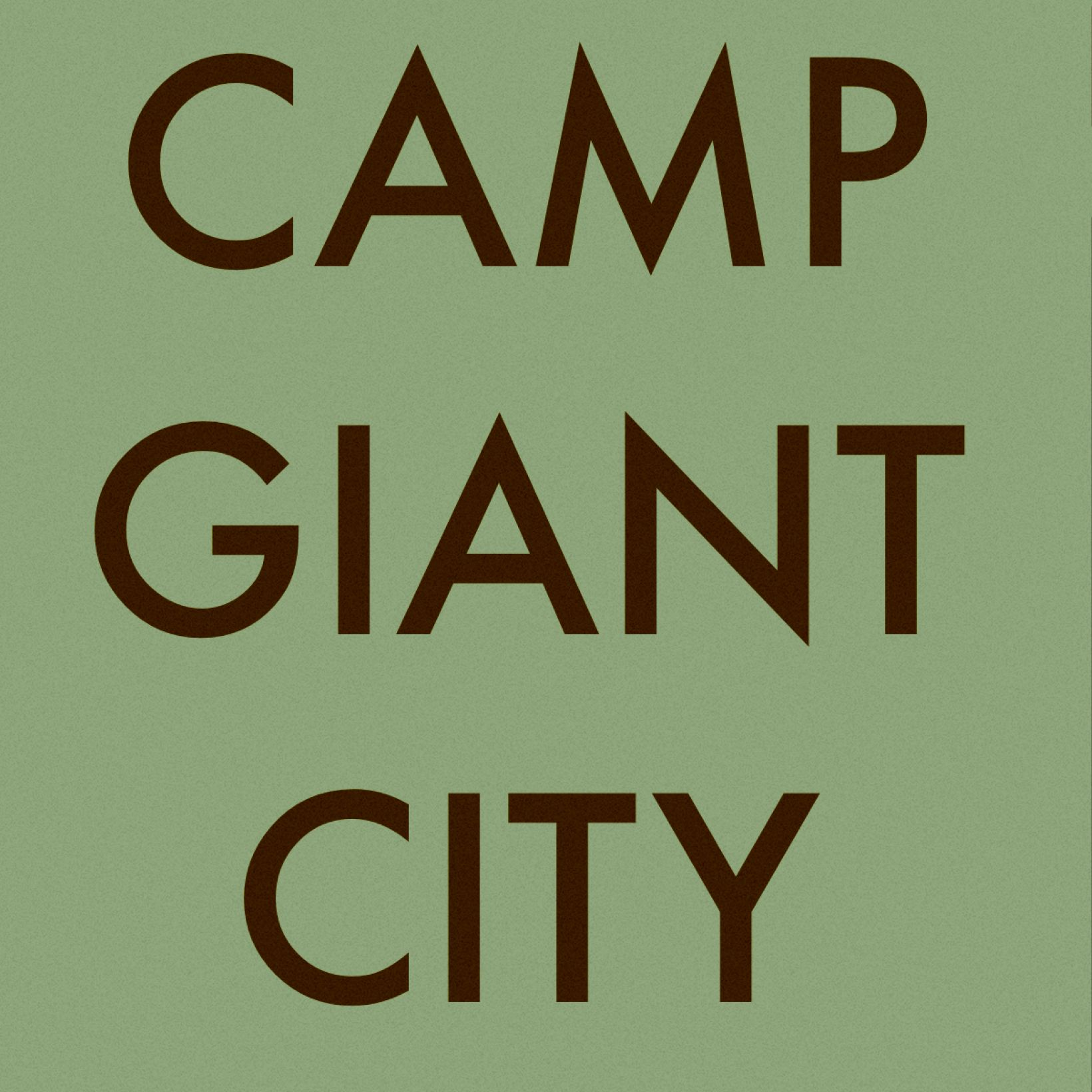 Camp Giant City