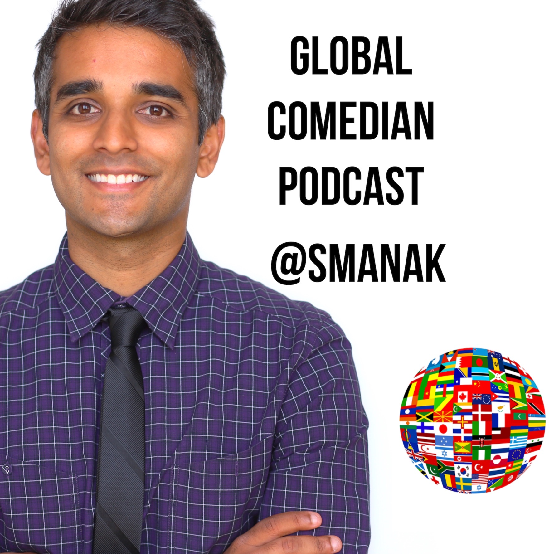 Global Comedian Podcast