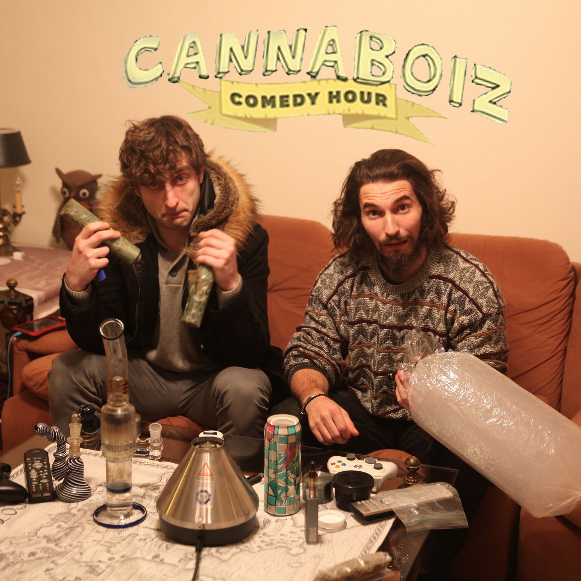 Cannaboiz Comedy