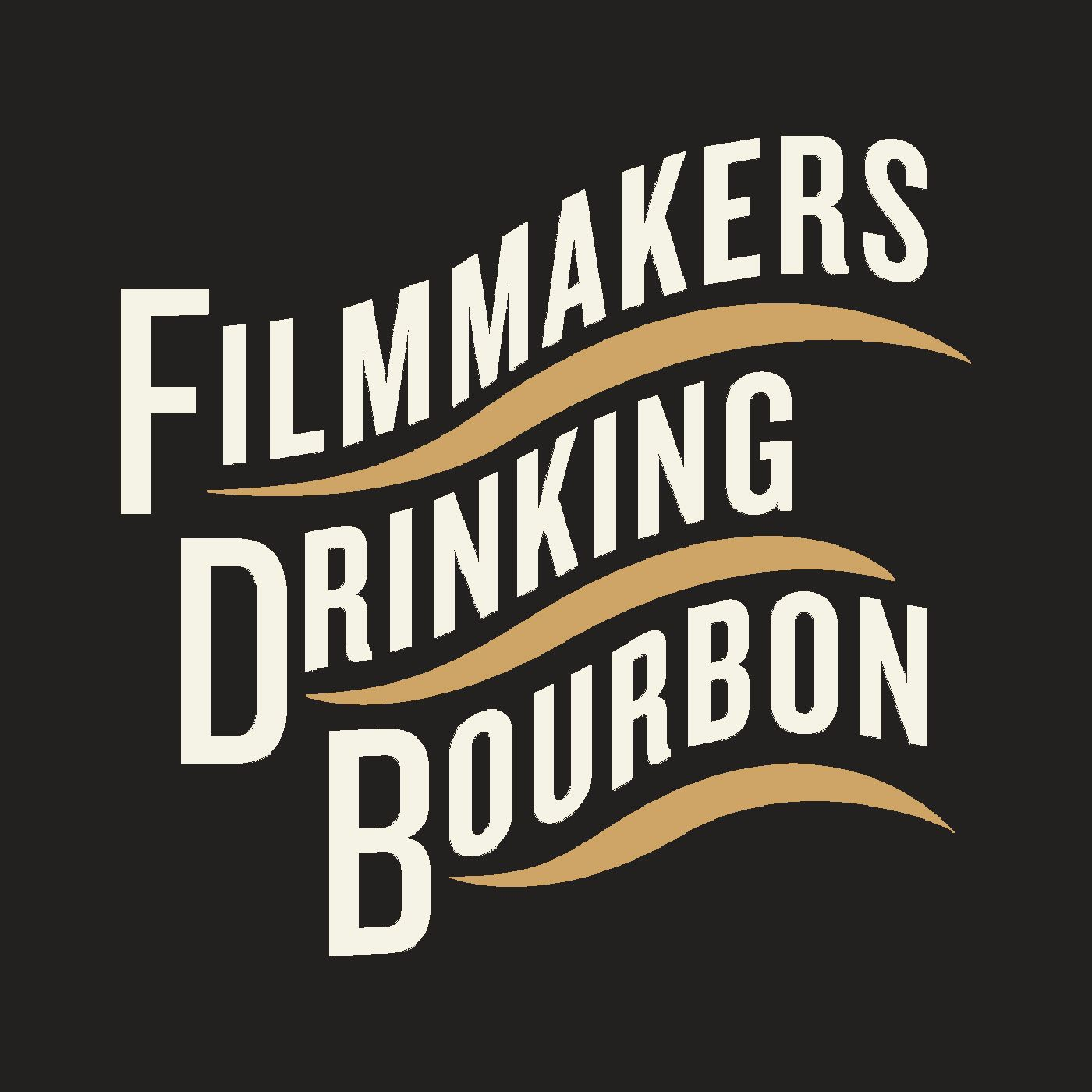 Filmmakers Drinking Bourbon