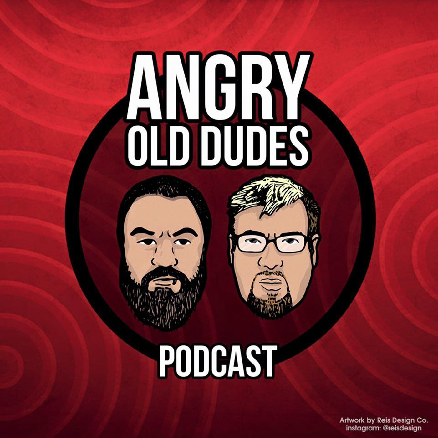 Angry Old Dudes Podcast