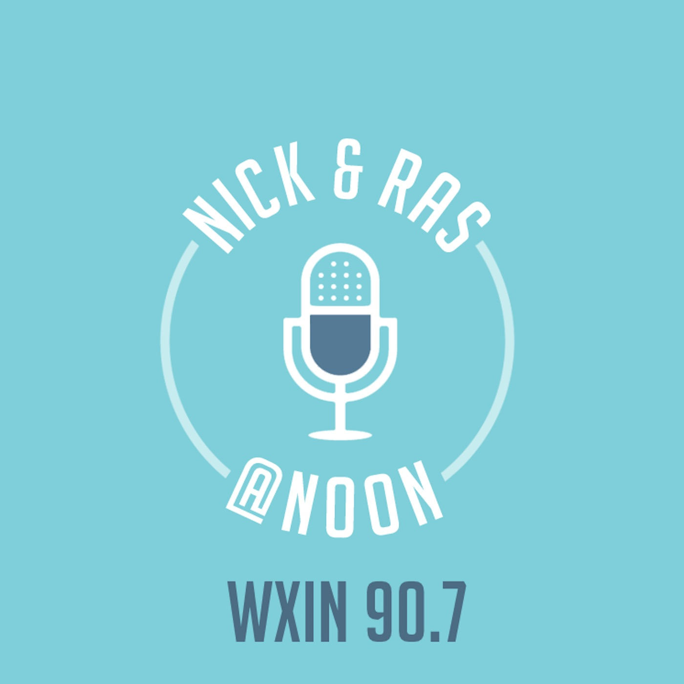 Nick and Ras at Noon