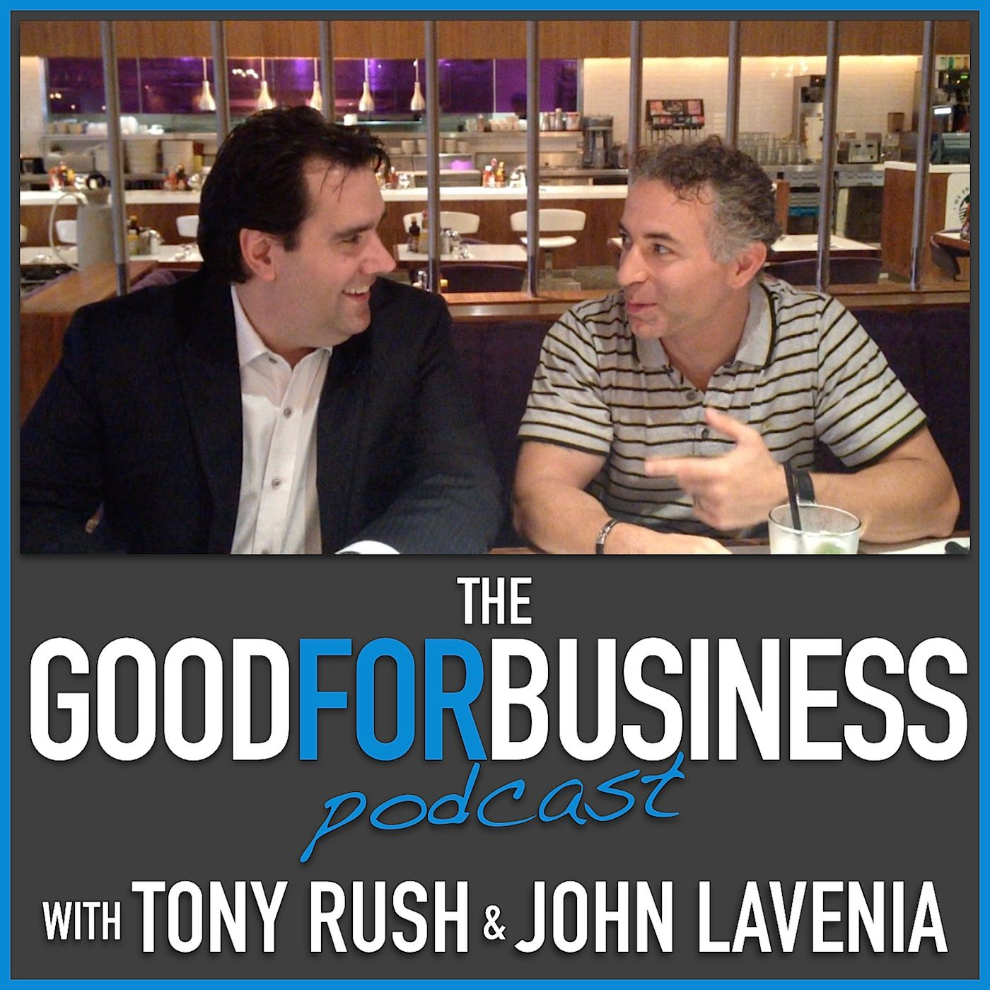 Good For Business Podcast