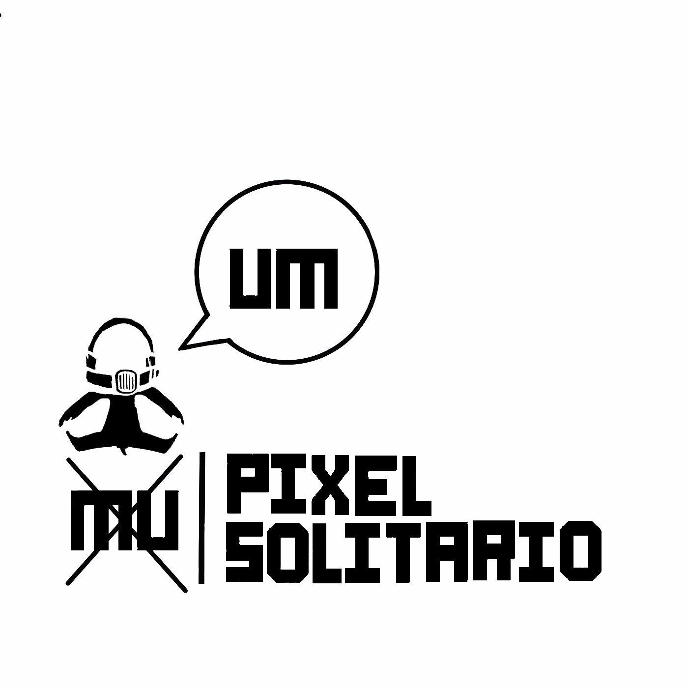 Um Pixel Solitario