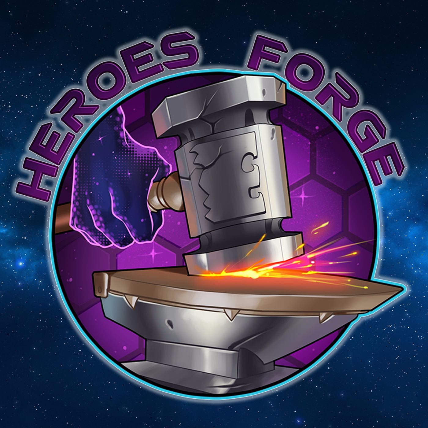 HeroesForge: A Heroes of the Storm Podcast