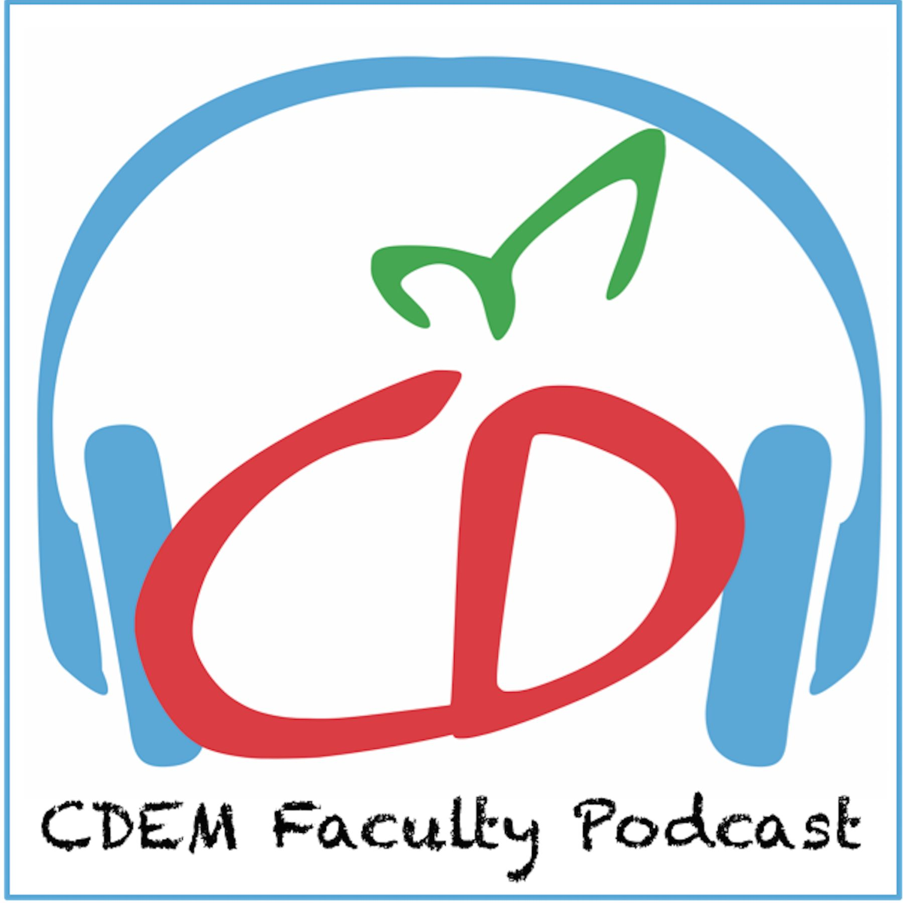 CDEM Faculty Podcast