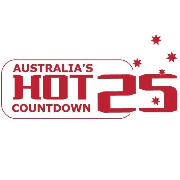 Australia's Hot 25 Countdown