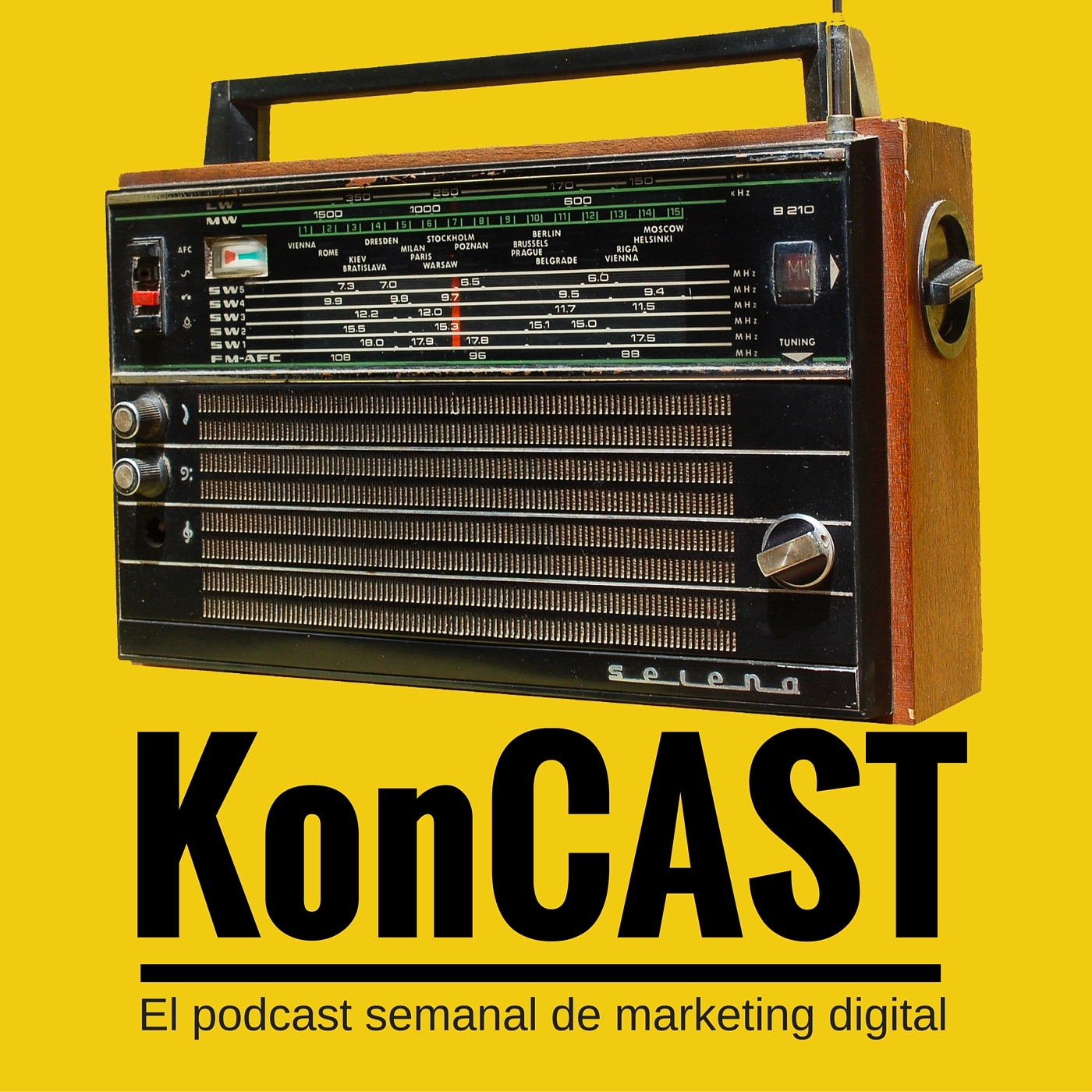 KonCAST: Marketing Digital | Pymes | Startups | Emprendedores