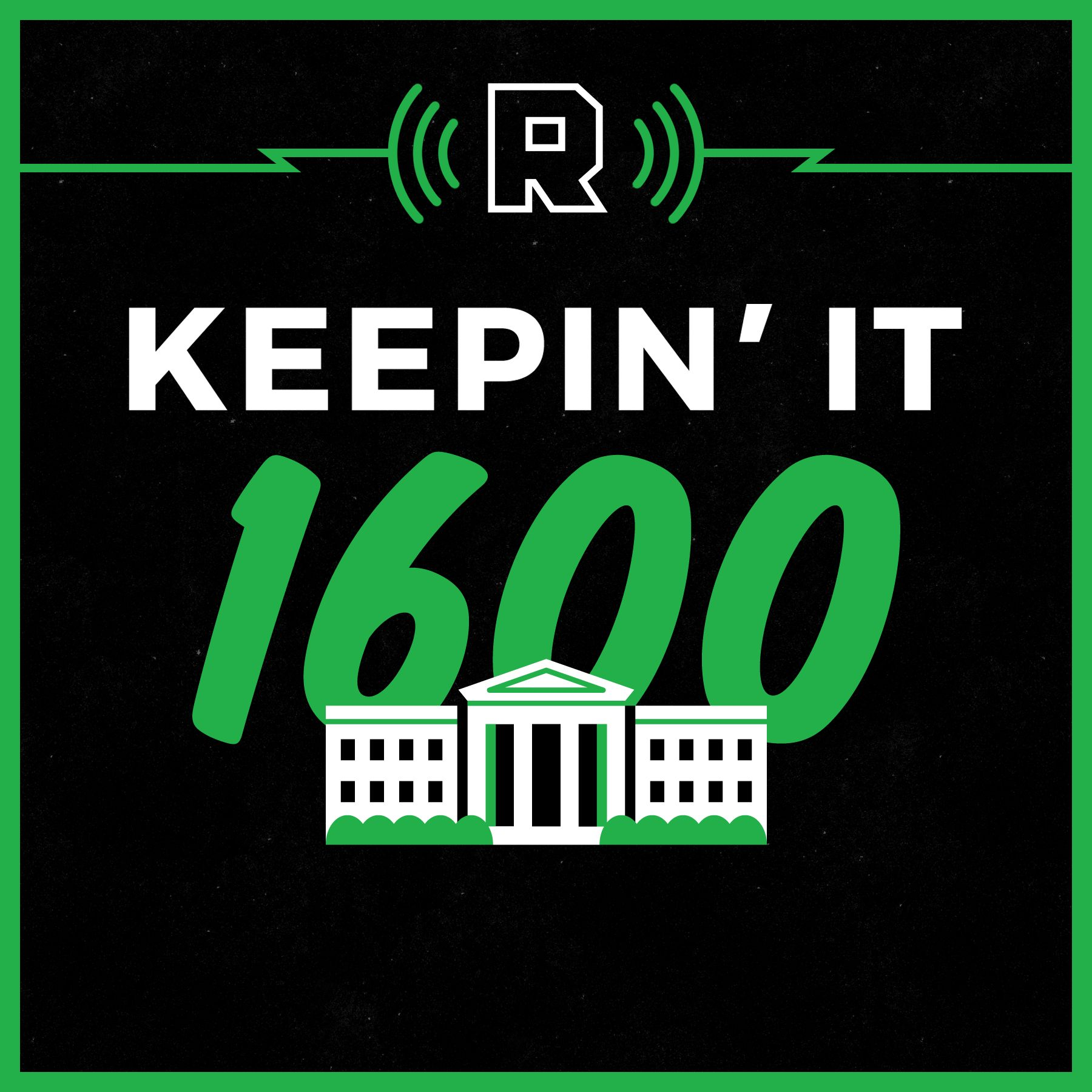 Keeping it 1600 logo