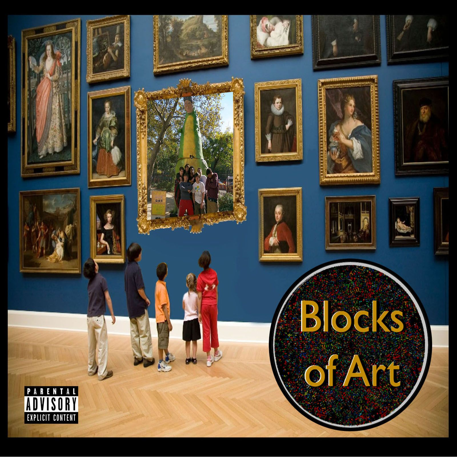 Blocks of Art