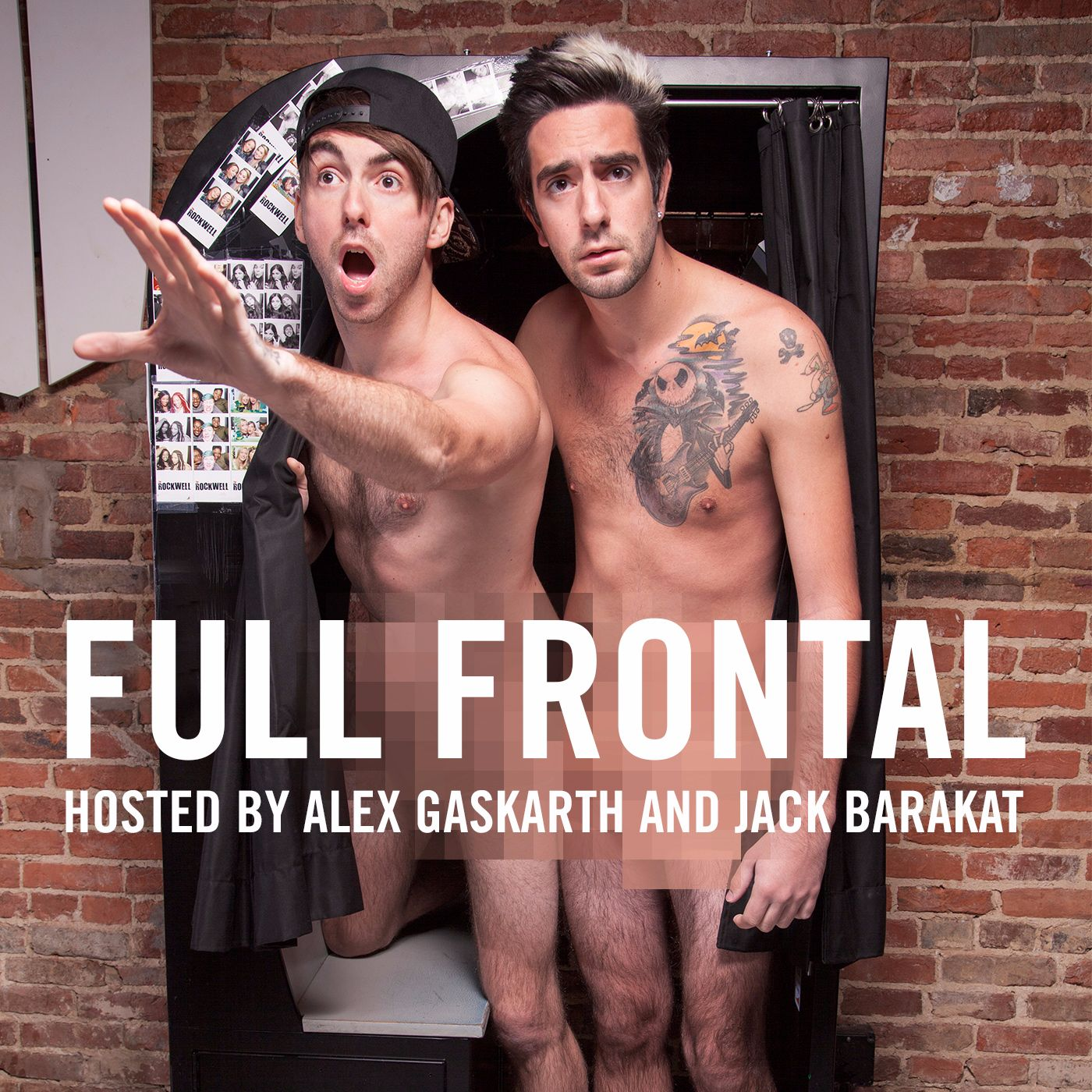 Full Frontal Radio Show