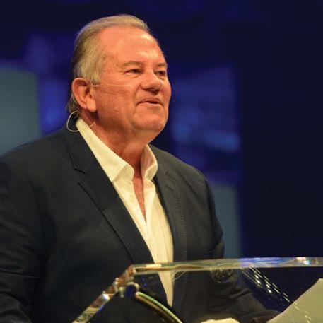 Pastor Ray McCauley