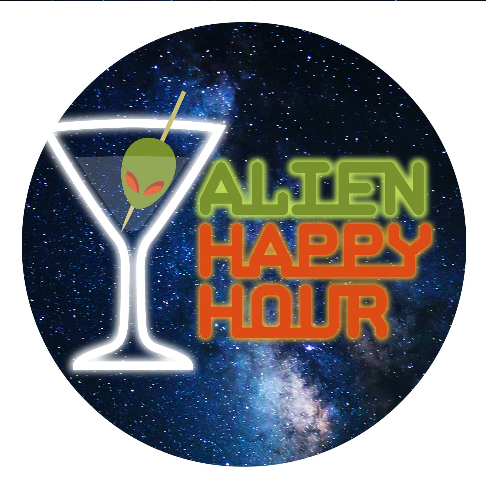 Alien Happy Hour Podcasts