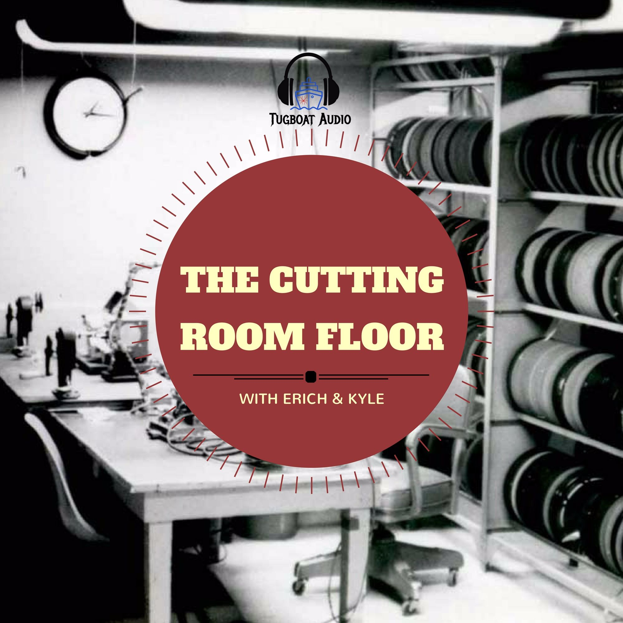 The Cutting Room Floor's stream on
