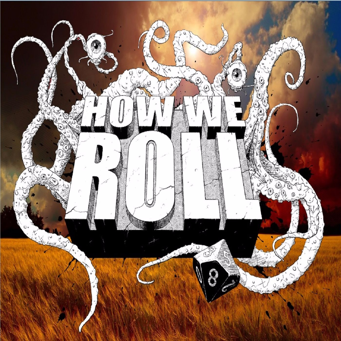 How We Roll Podcast logo