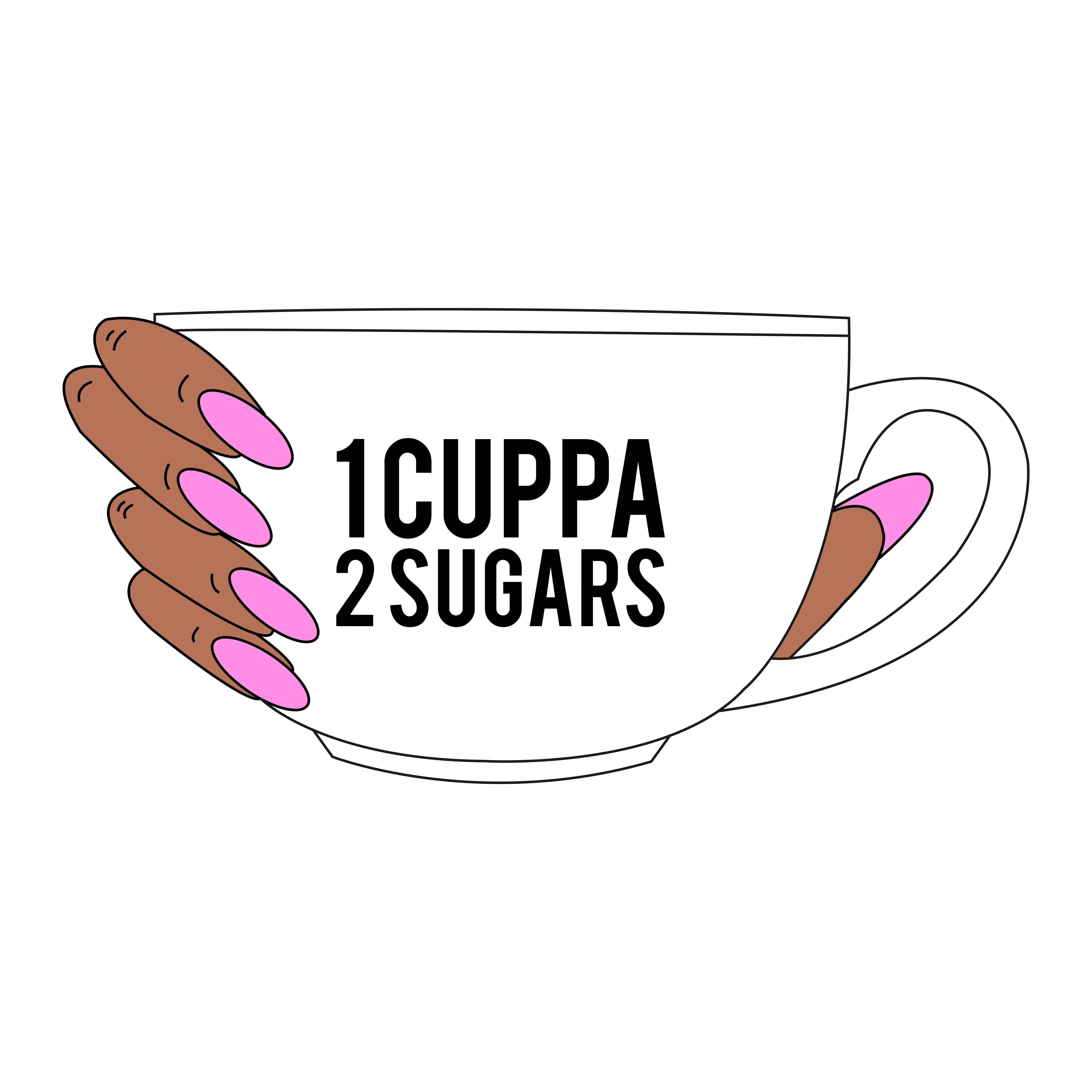1Cuppa 2Sugars