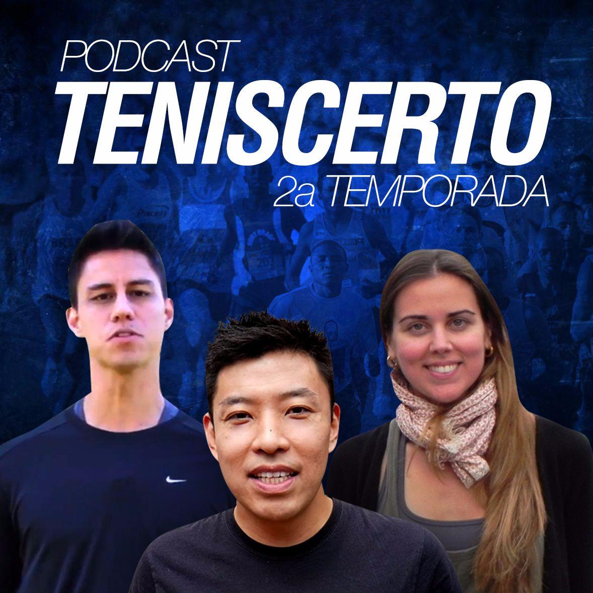 Podcast Tênis Certo: corrida de rua | maratona | entrevistas | treinamento