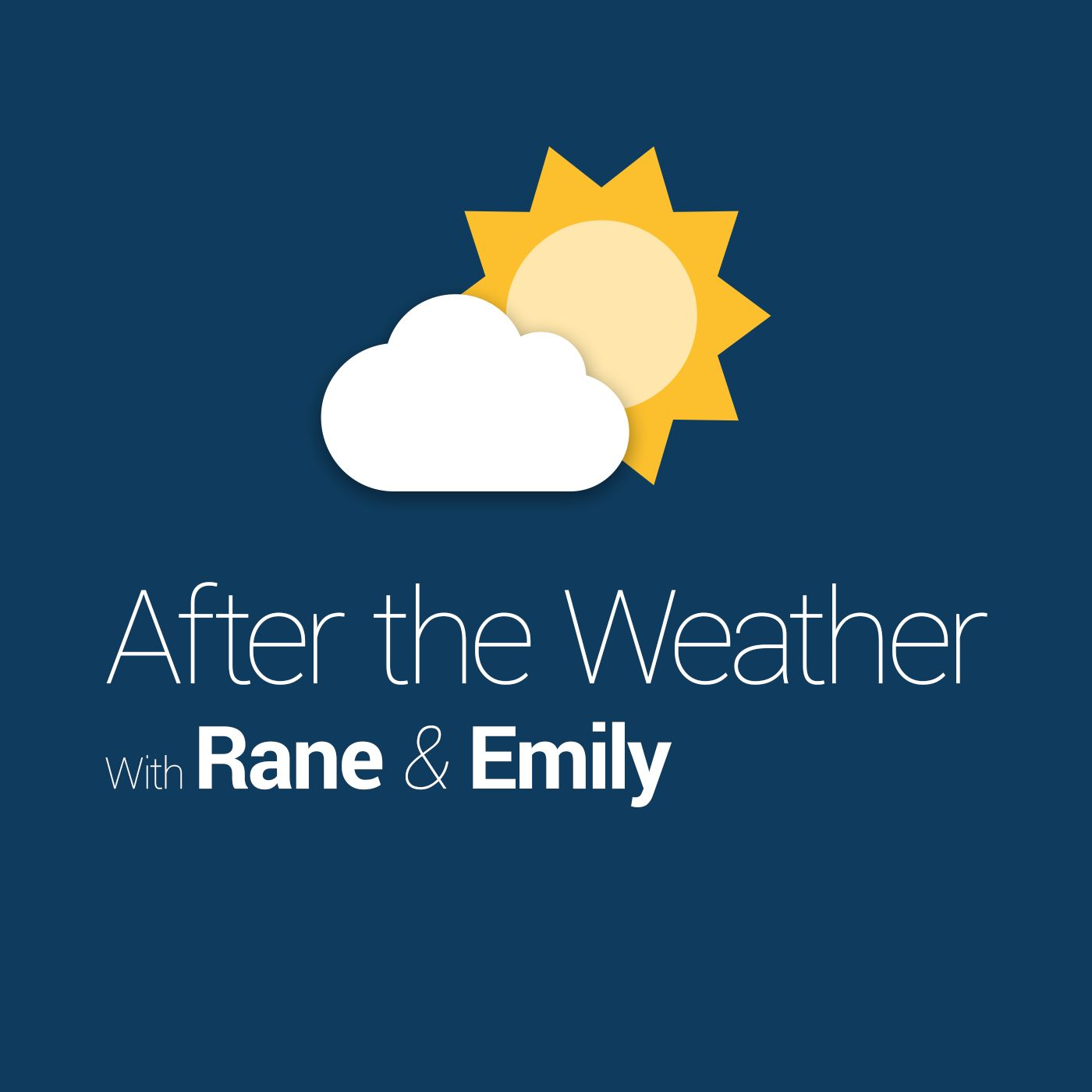 After the Weather Podcast