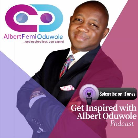 Get Inspired with Albert Oduwole