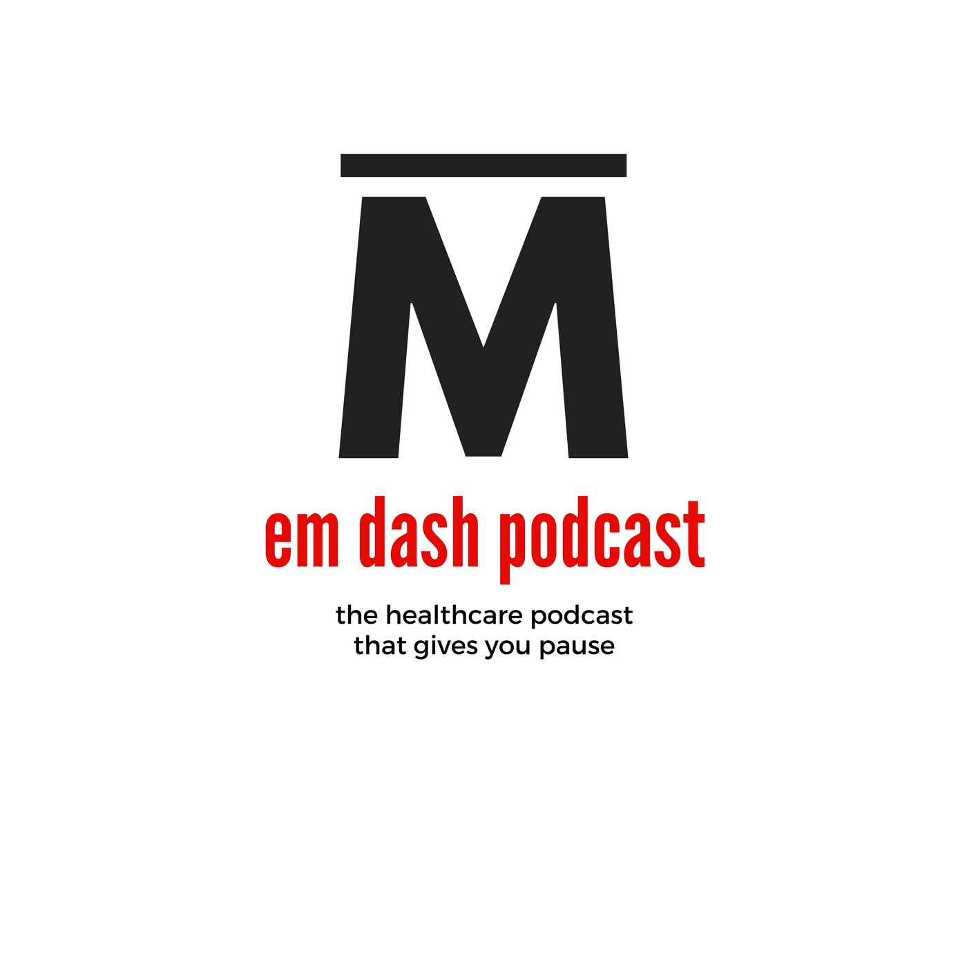 em dash podcast on Apple Podcasts