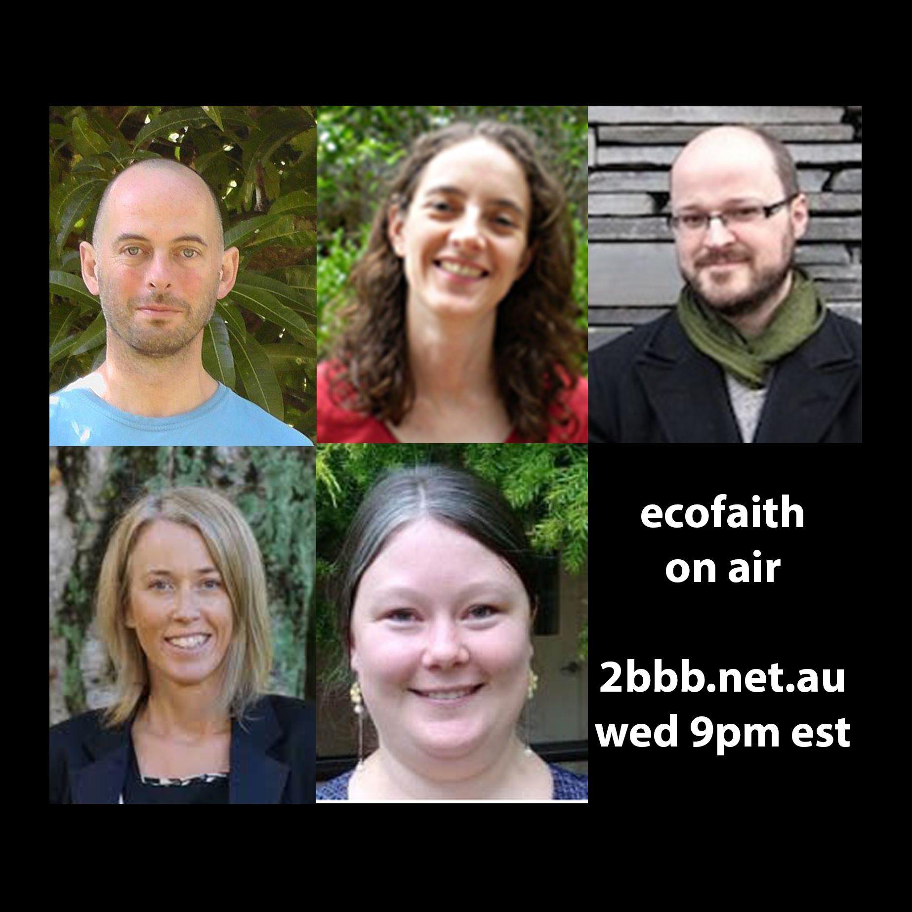 ecofaith on the air