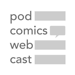 The PodComics Webcast