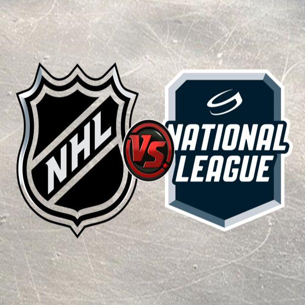 NHL vs NLA Podcast