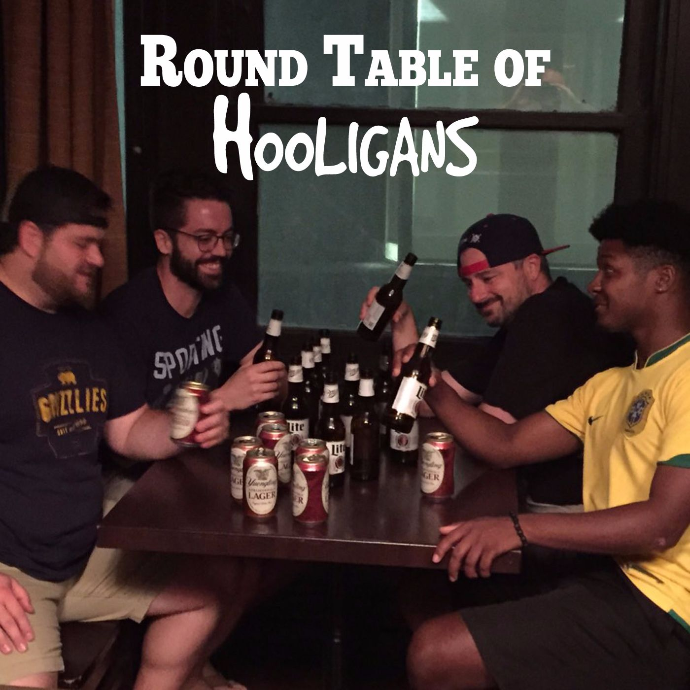Round Table Podcast.Roundtable Of Hooligans Listen Via Stitcher For Podcasts