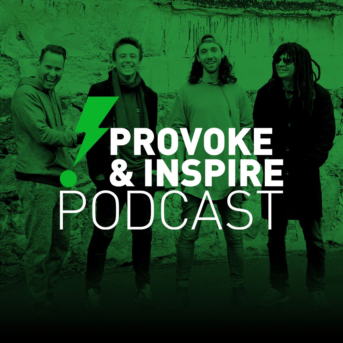 Provoke & Inspire Podcast