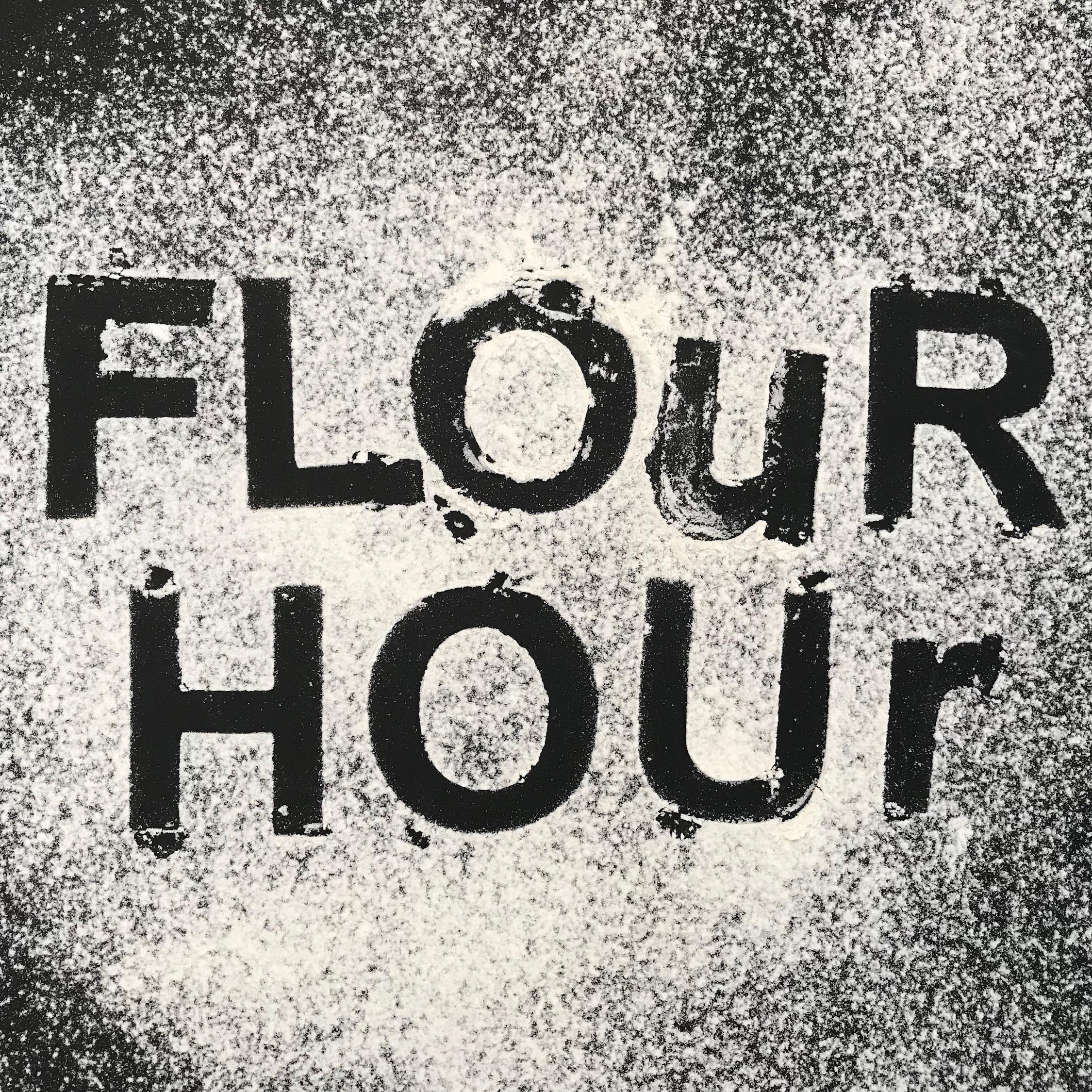 Image result for flour hour logo