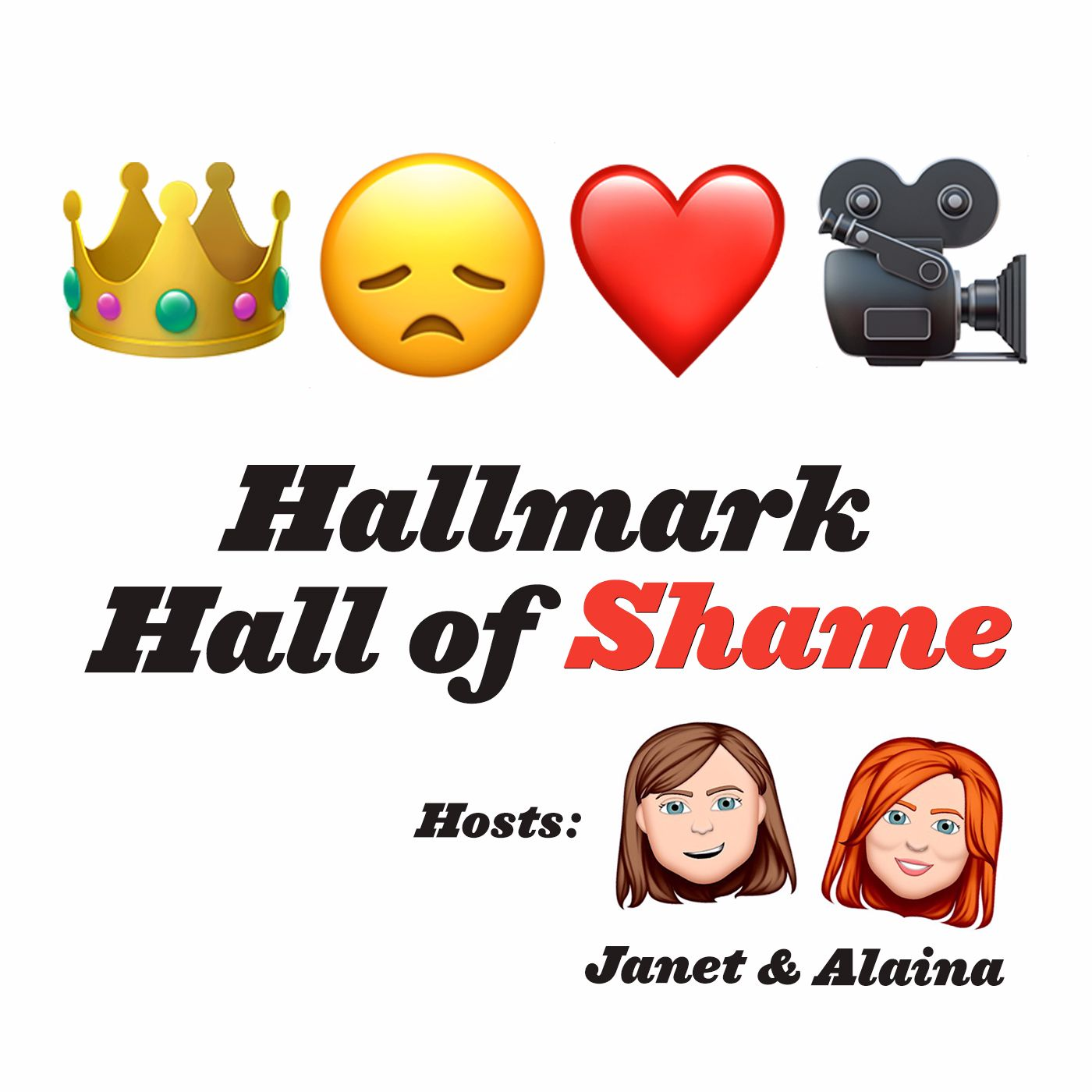 Hallmark Hall Of Shame podcast