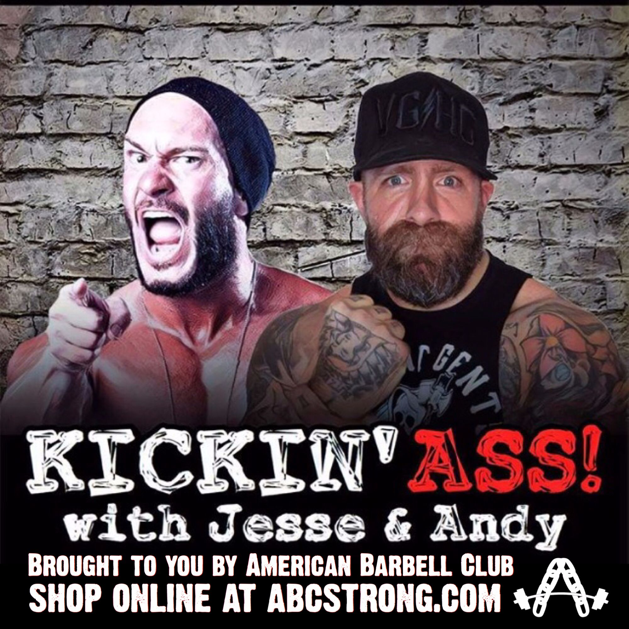 Kickin' Ass With Jesse And Andy podcast