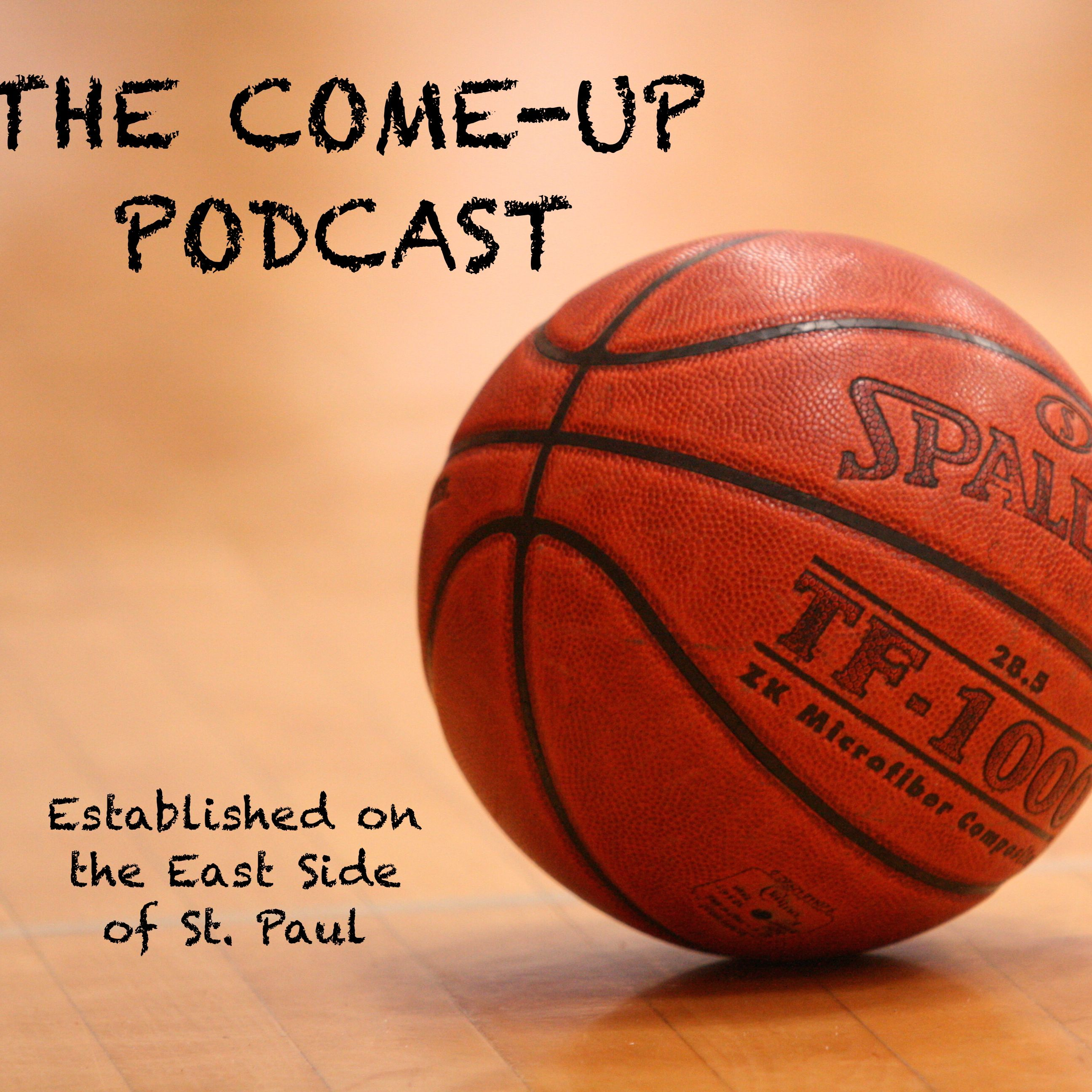 The Come-Up: Talking Hoops w/Jasmine Brown