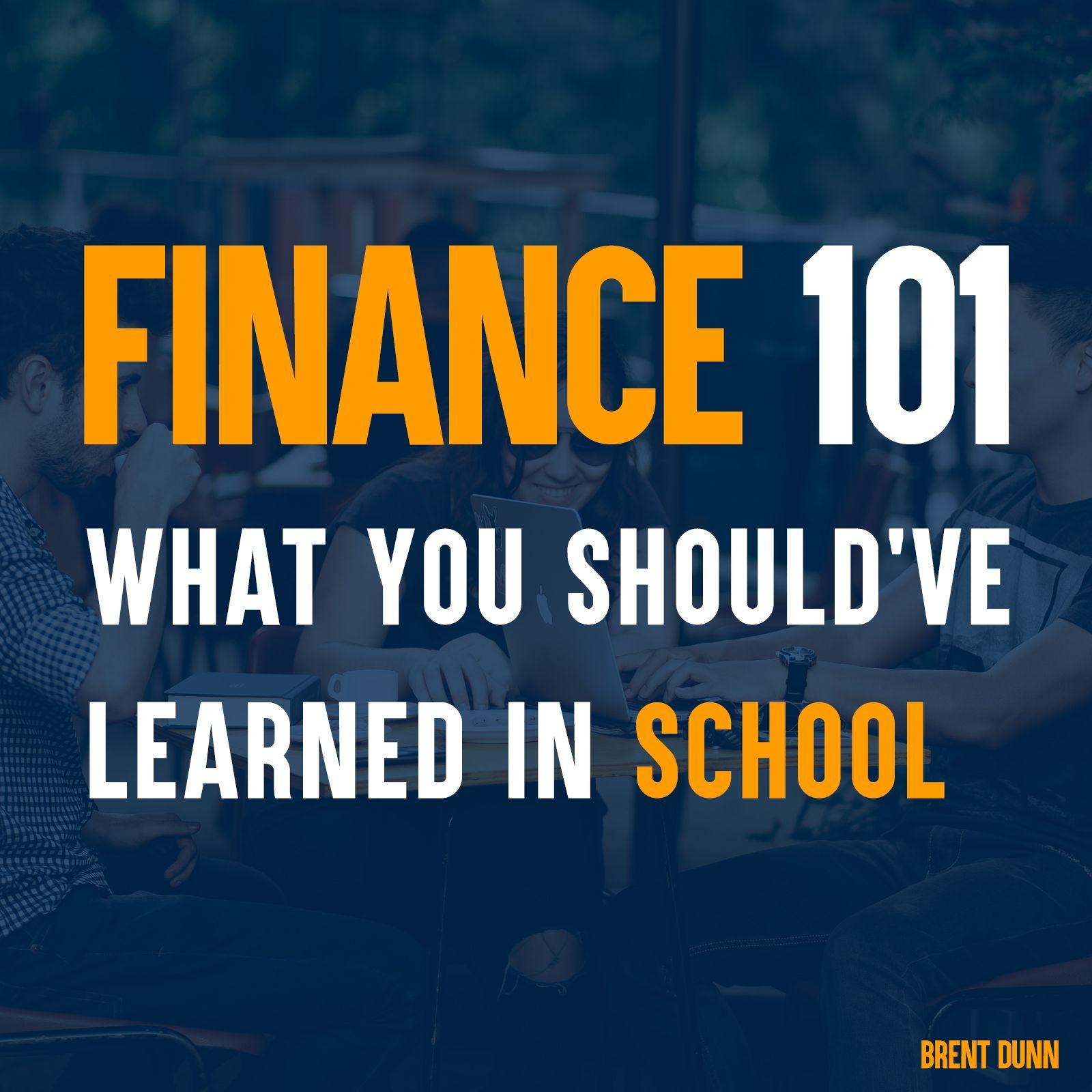 finance 101 magazine