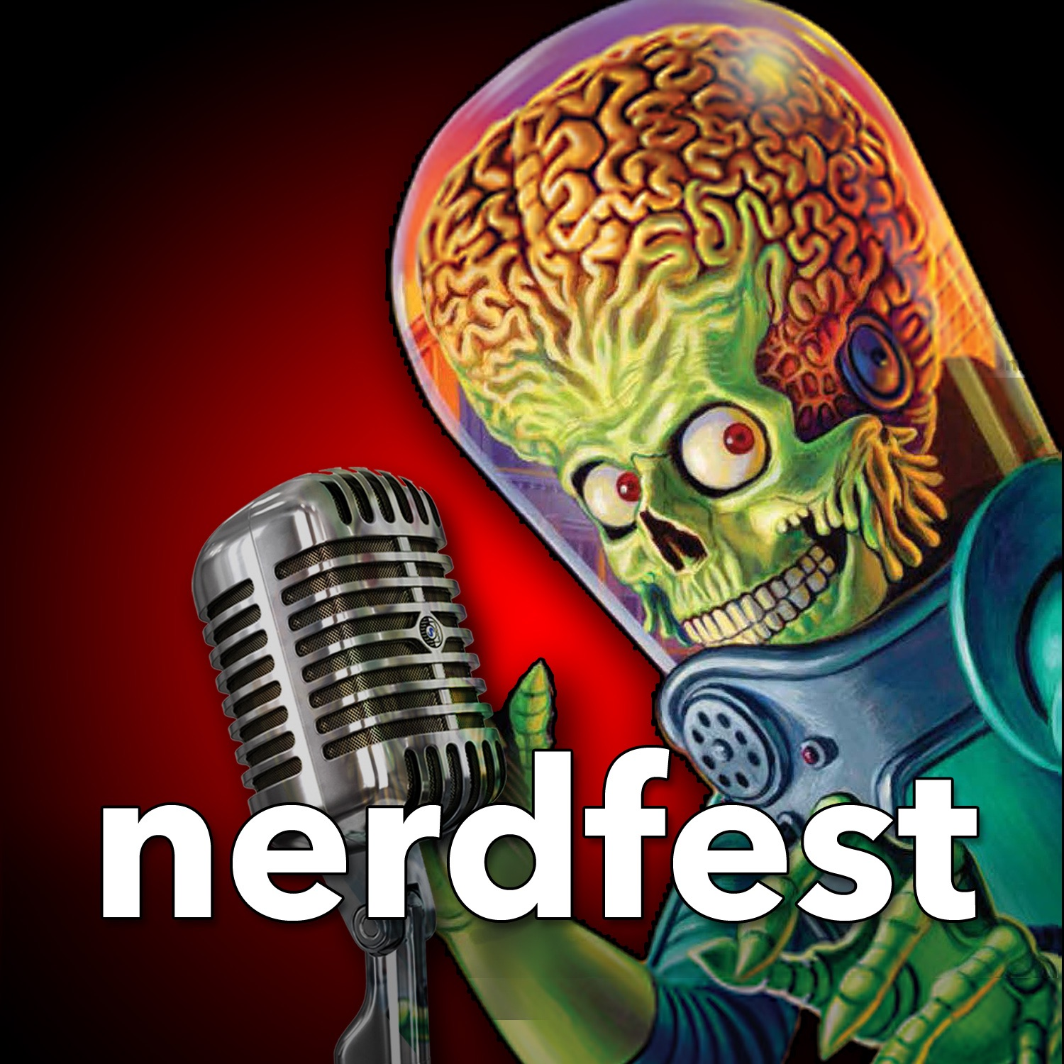 37: Wild And Crazy Nerds - nerdfest Podcast: Movies, TV, Trivia and Fun!